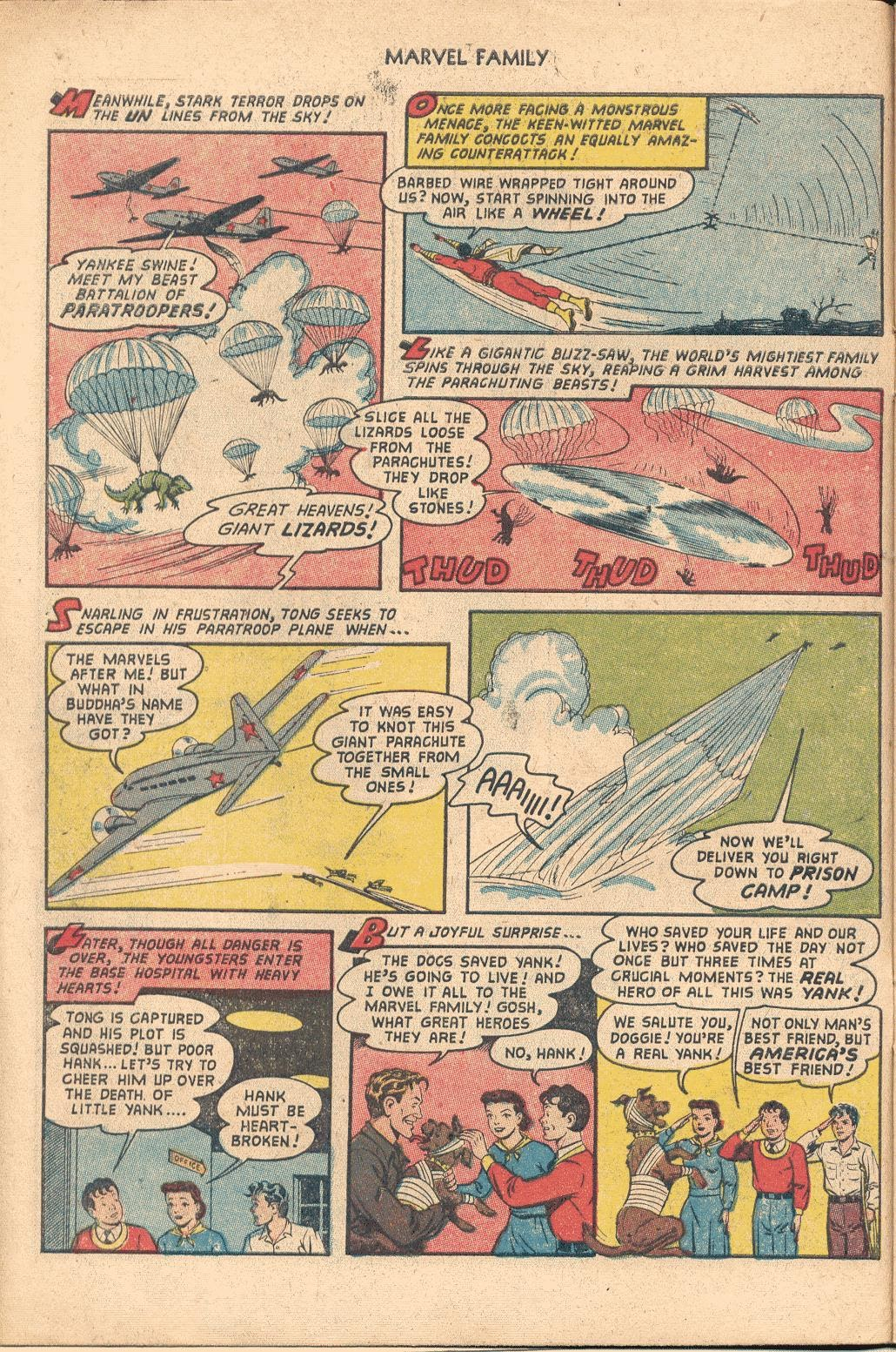 The Marvel Family issue 82 - Page 10