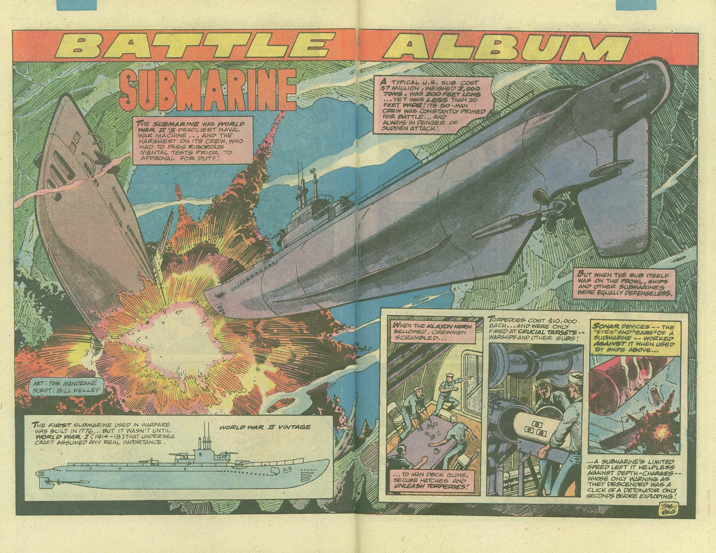 Read online Sgt. Rock comic -  Issue #378 - 31