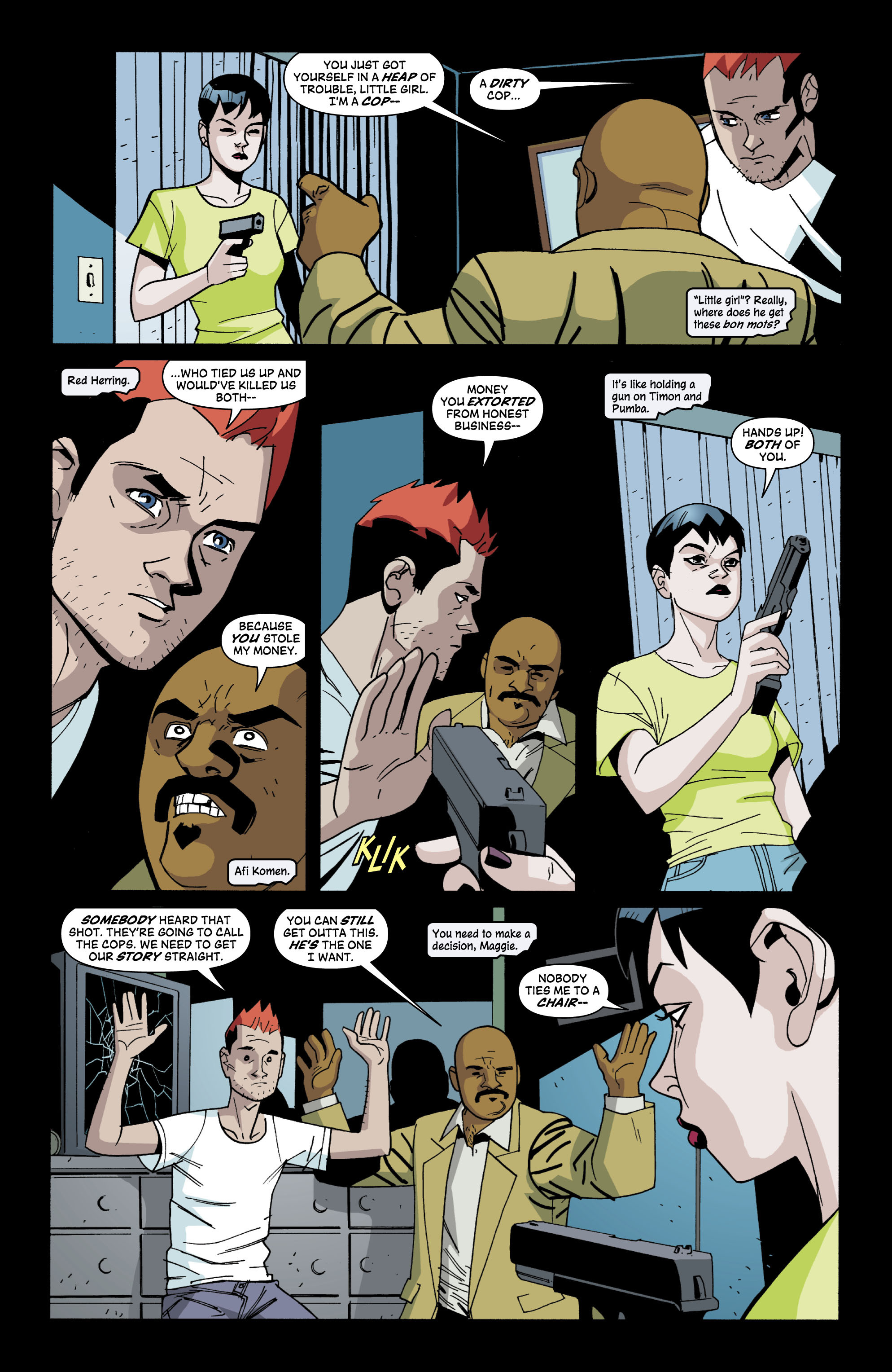 Read online Red Herring comic -  Issue #4 - 3