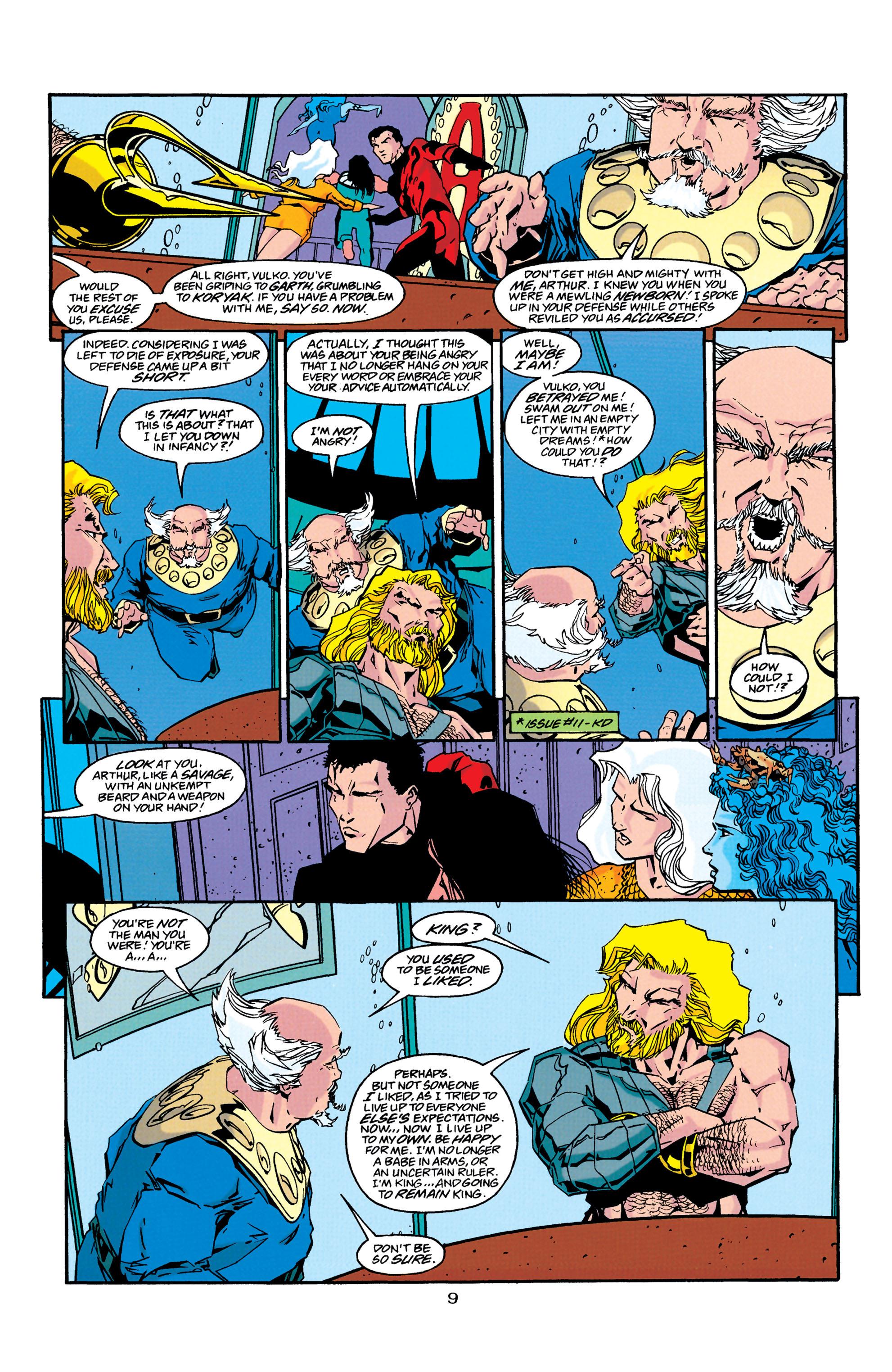 Read online Aquaman (1994) comic -  Issue #38 - 10