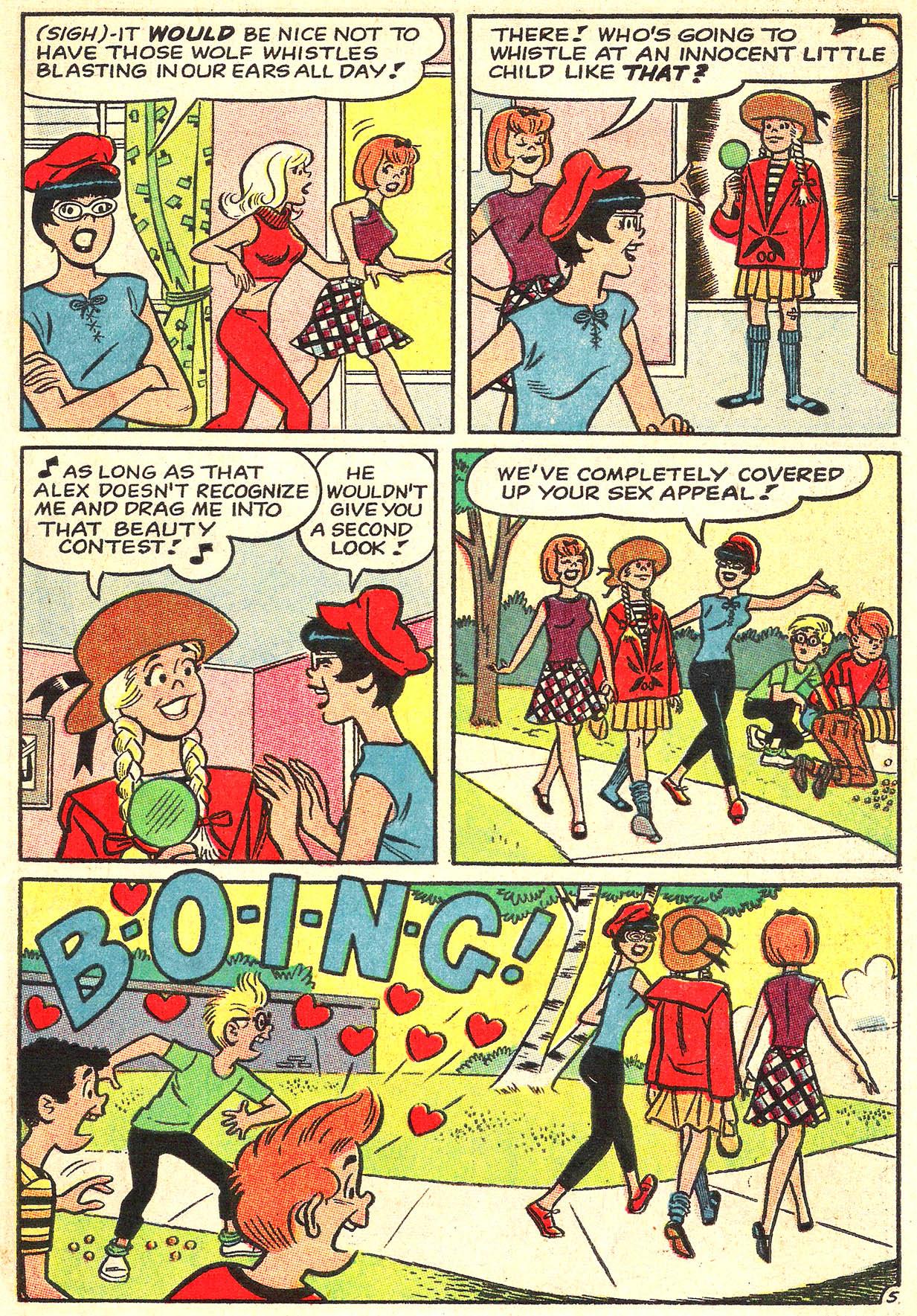 Read online She's Josie comic -  Issue #23 - 7