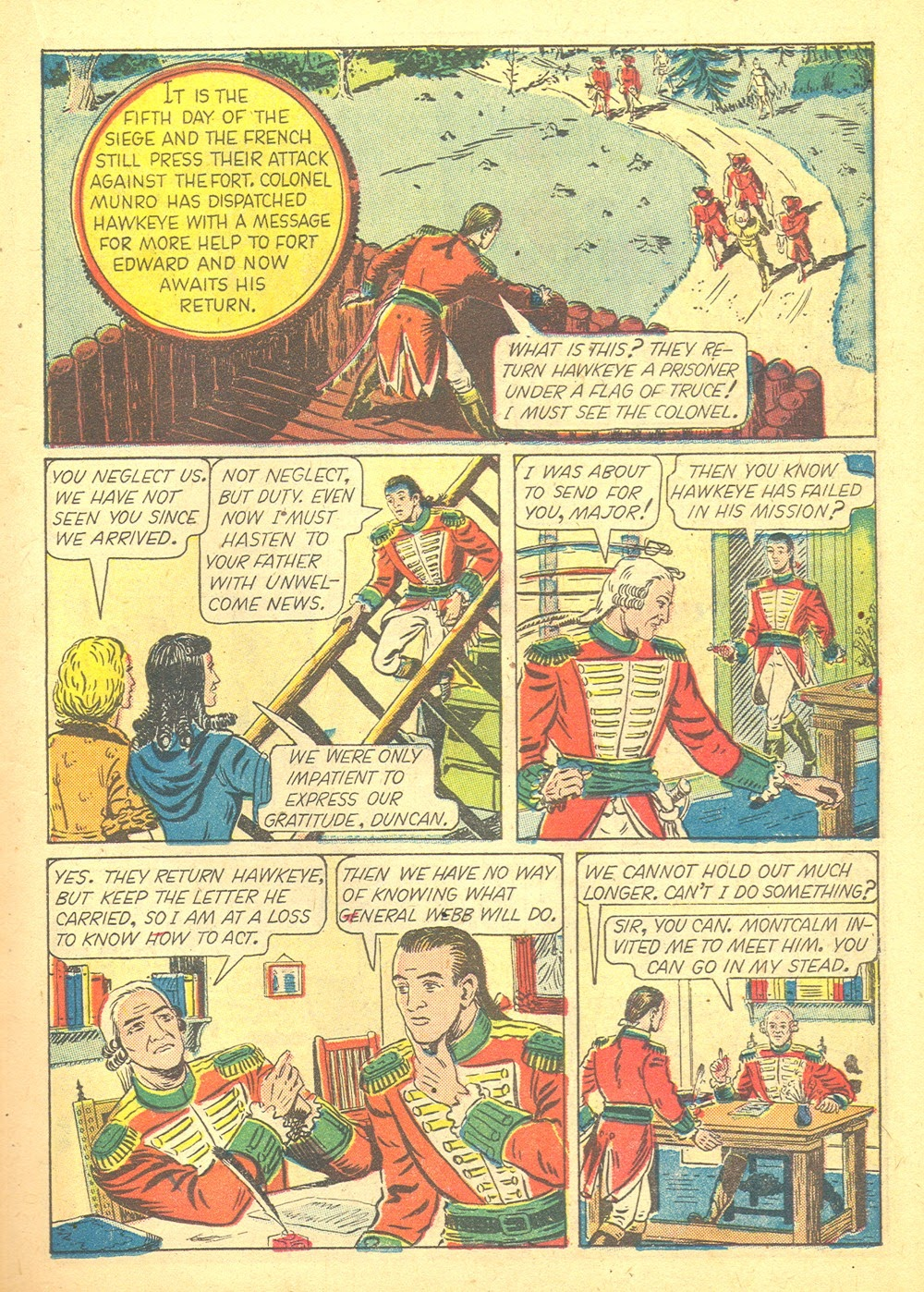 Classics Illustrated issue 4 - Page 27