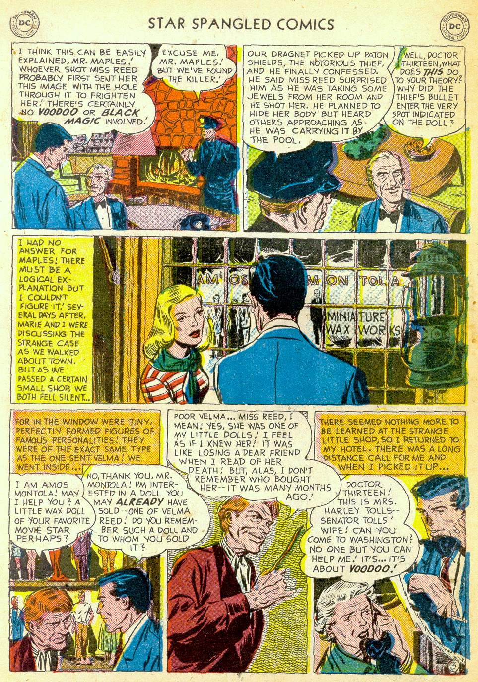 Star Spangled Comics (1941) issue 123 - Page 5