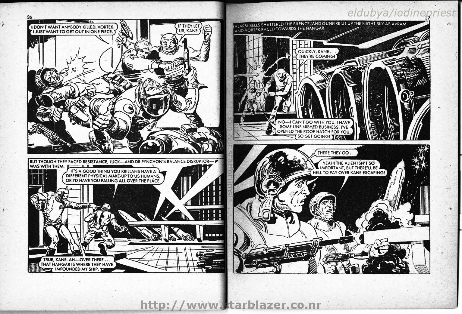Starblazer issue 65 - Page 20