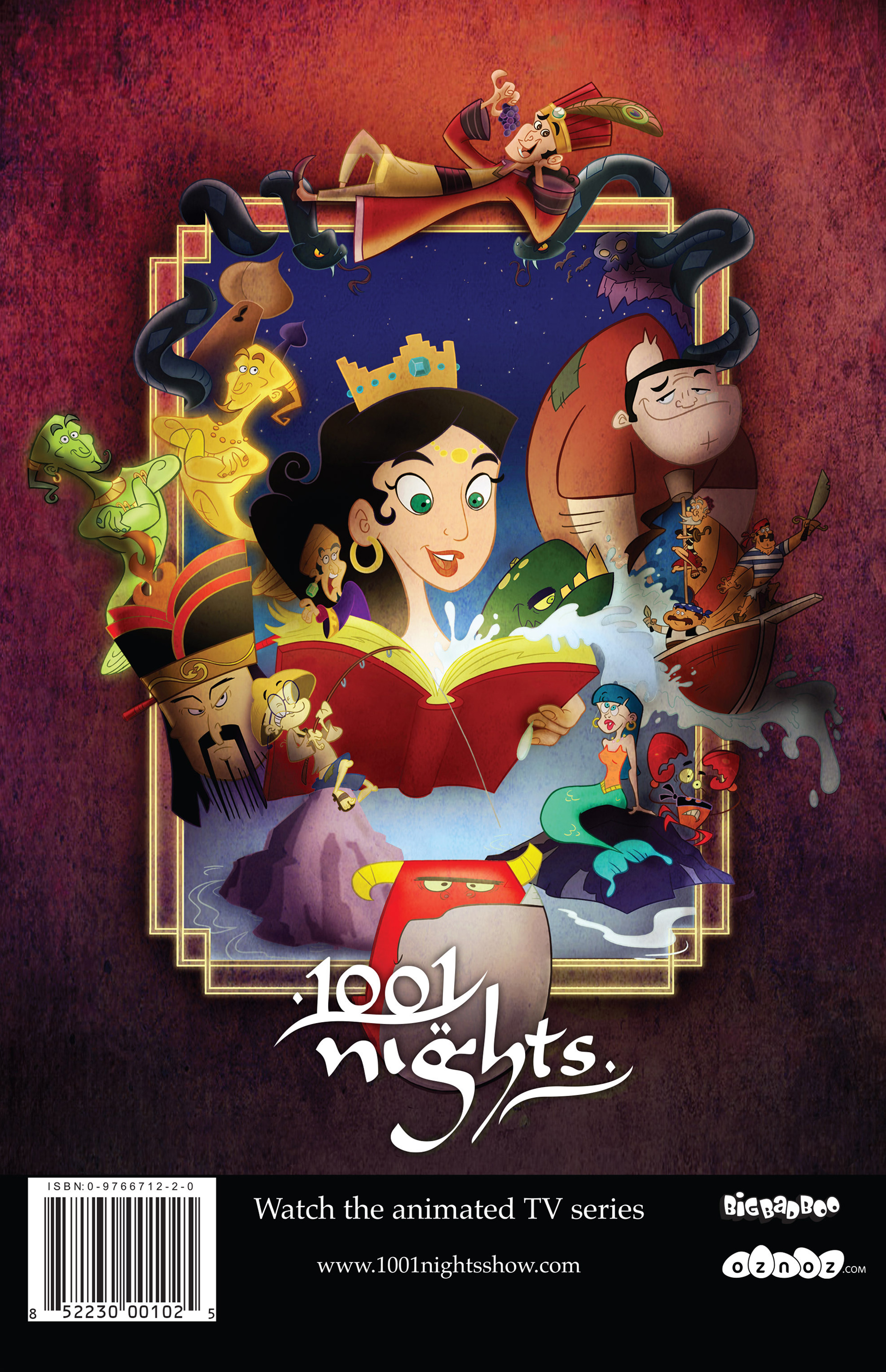 Read online 1001 Nights comic -  Issue #1 - 28