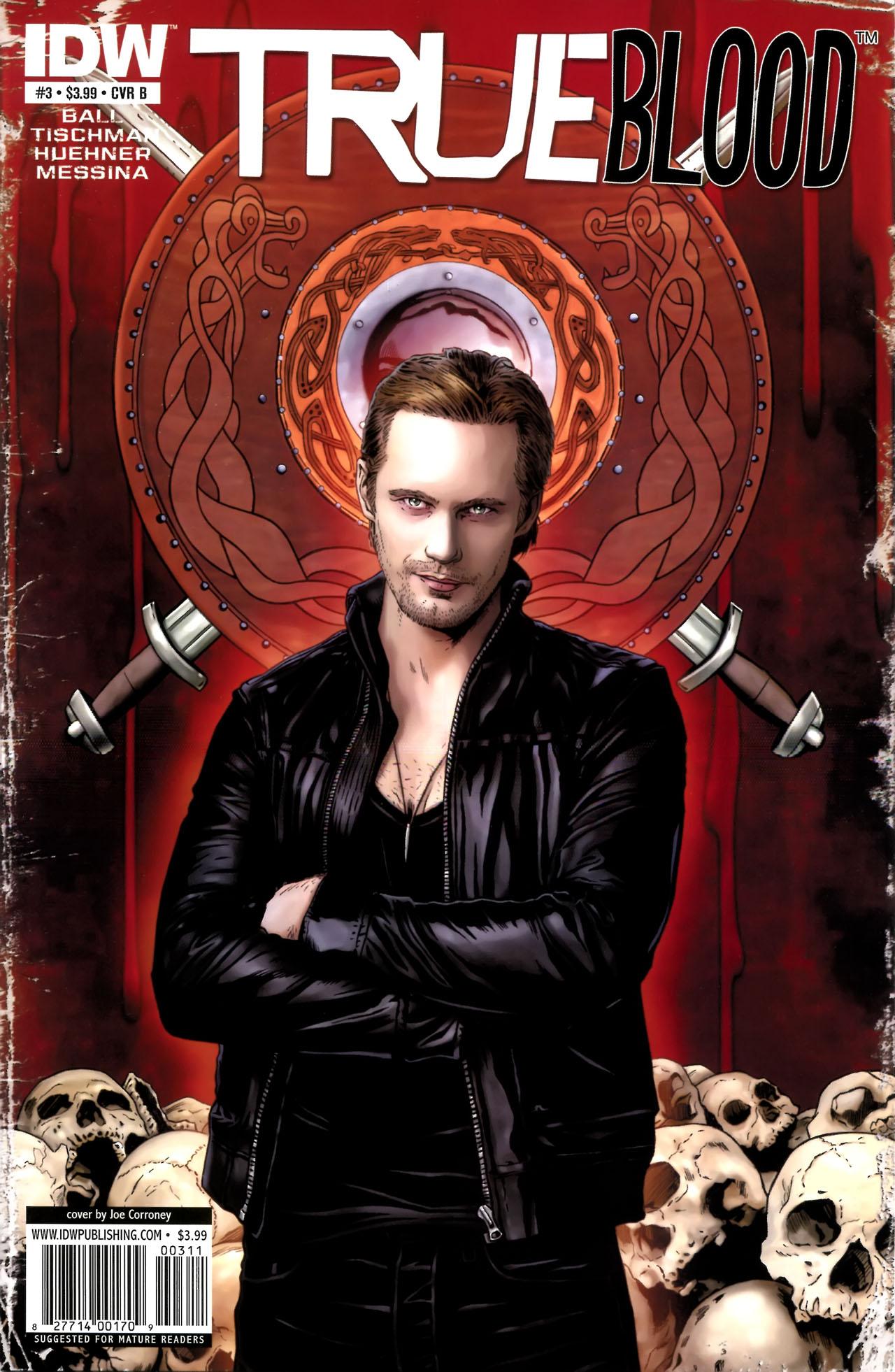 Read online True Blood (2010) comic -  Issue #3 - 2