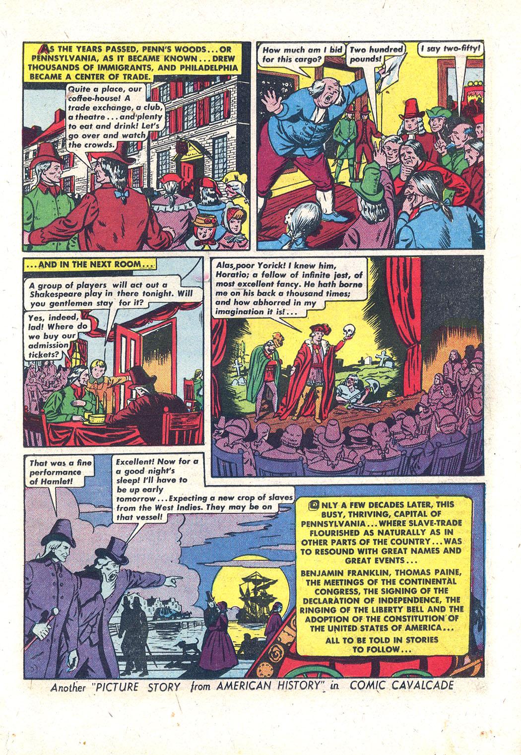 Read online Sensation (Mystery) Comics comic -  Issue #43 - 22