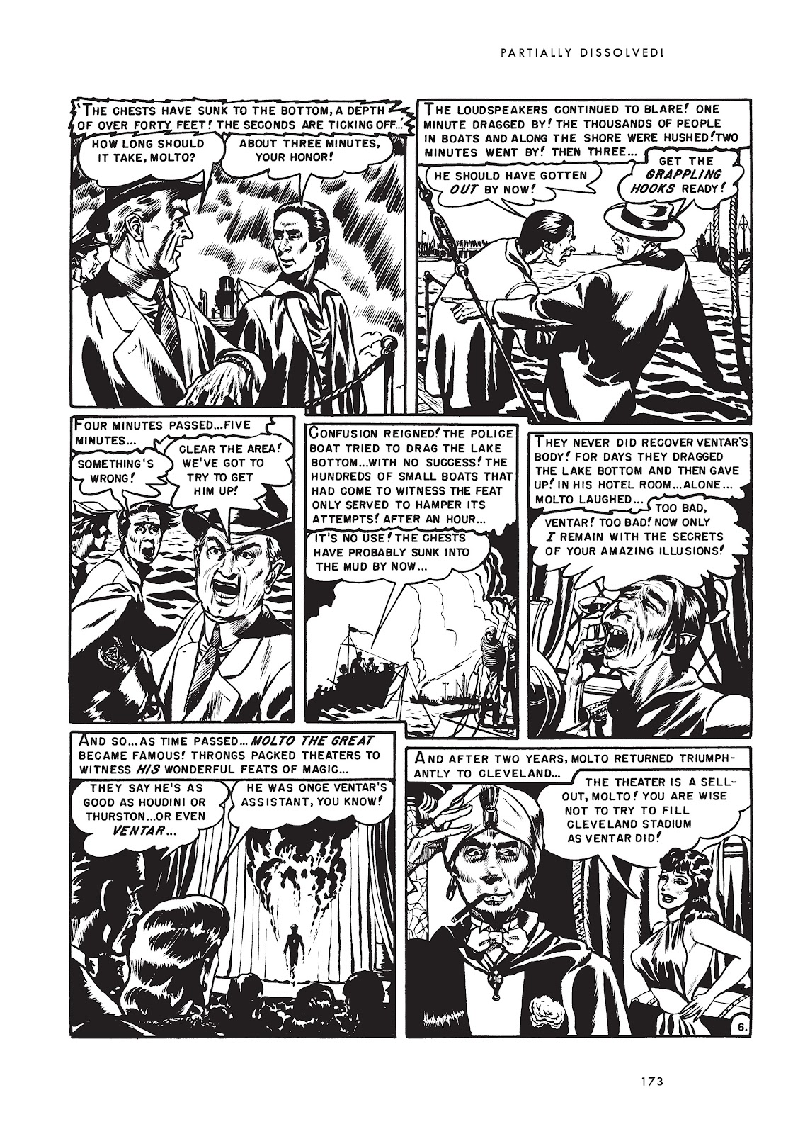 Read online Doctor of Horror and Other Stories comic -  Issue # TPB (Part 2) - 89