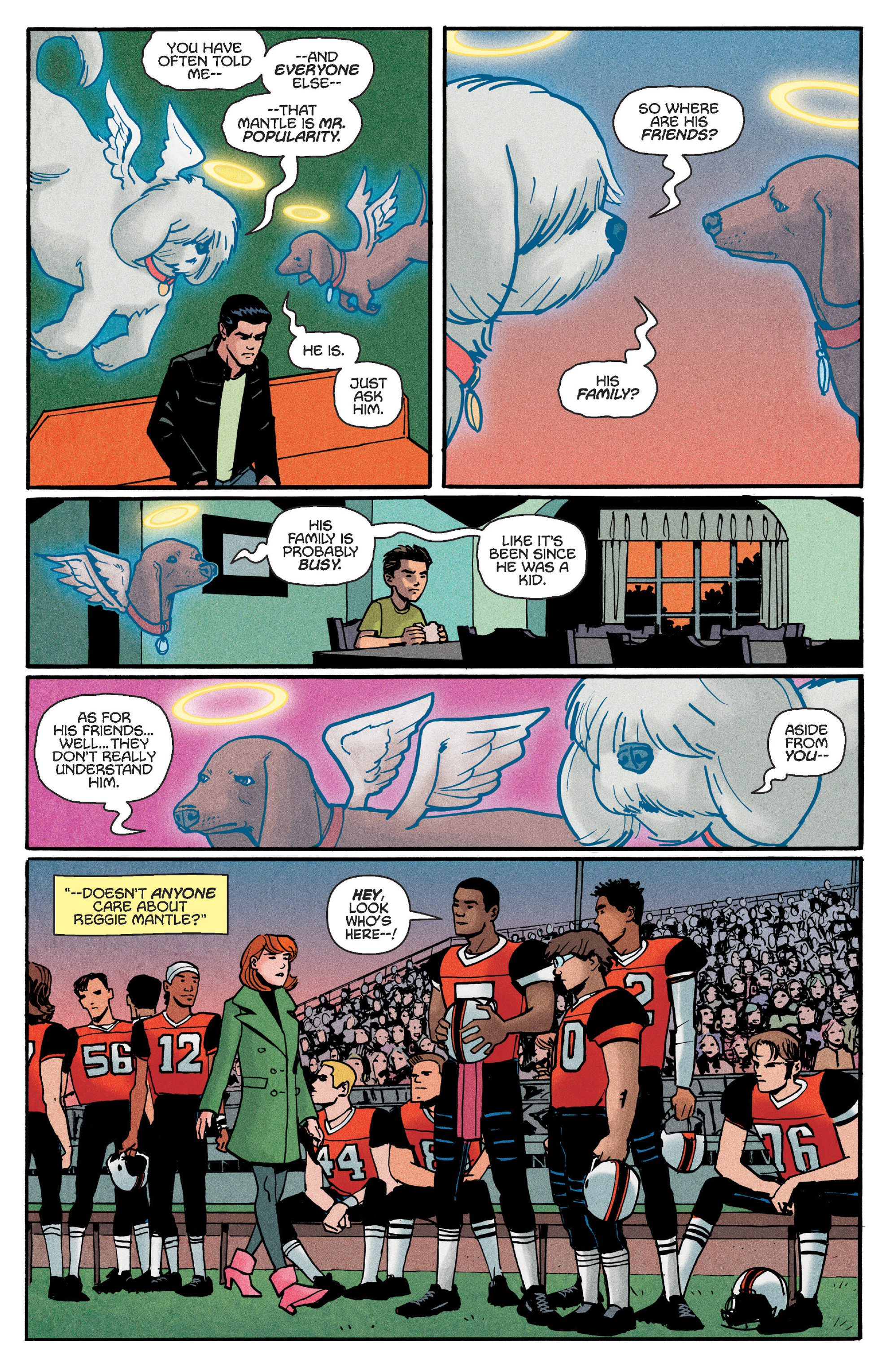Read online Reggie and Me comic -  Issue #5 - 11