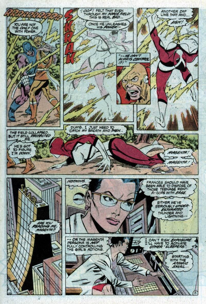 Teen Titans Spotlight issue 17 - Page 14