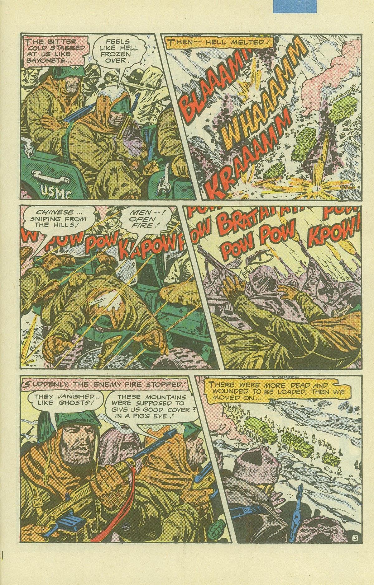 Read online Sgt. Rock comic -  Issue #411 - 26