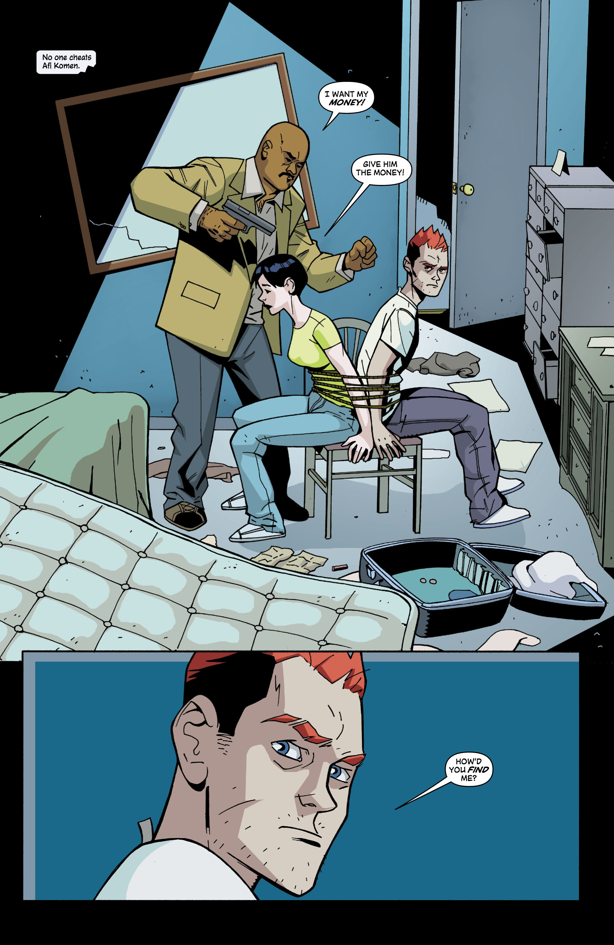 Read online Red Herring comic -  Issue #3 - 13