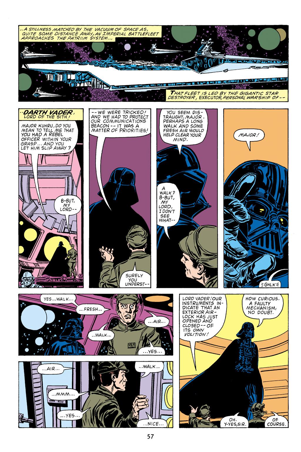 Read online Star Wars Omnibus comic -  Issue # Vol. 16 - 58