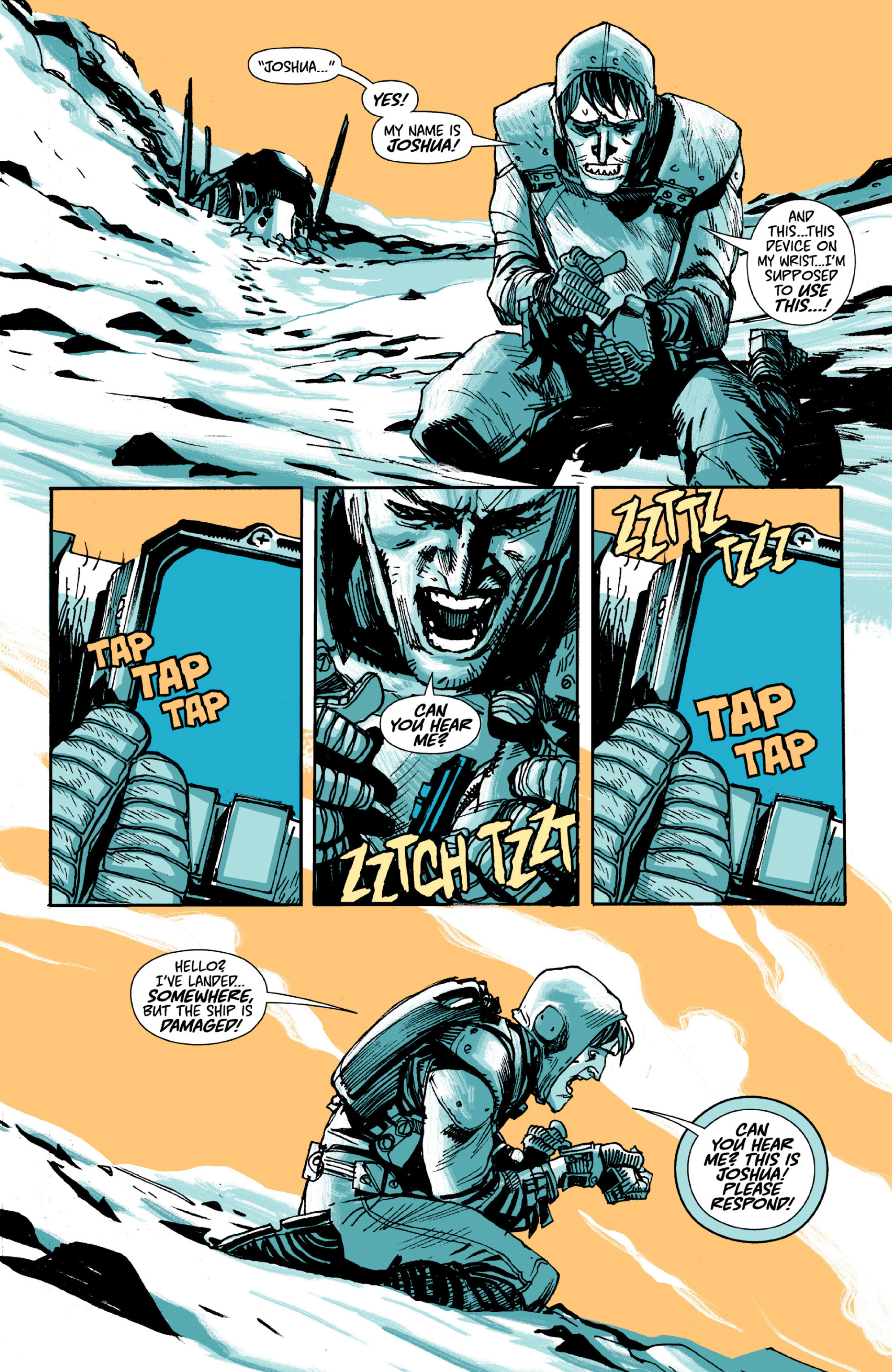Read online Ei8ht comic -  Issue # TPB - 10