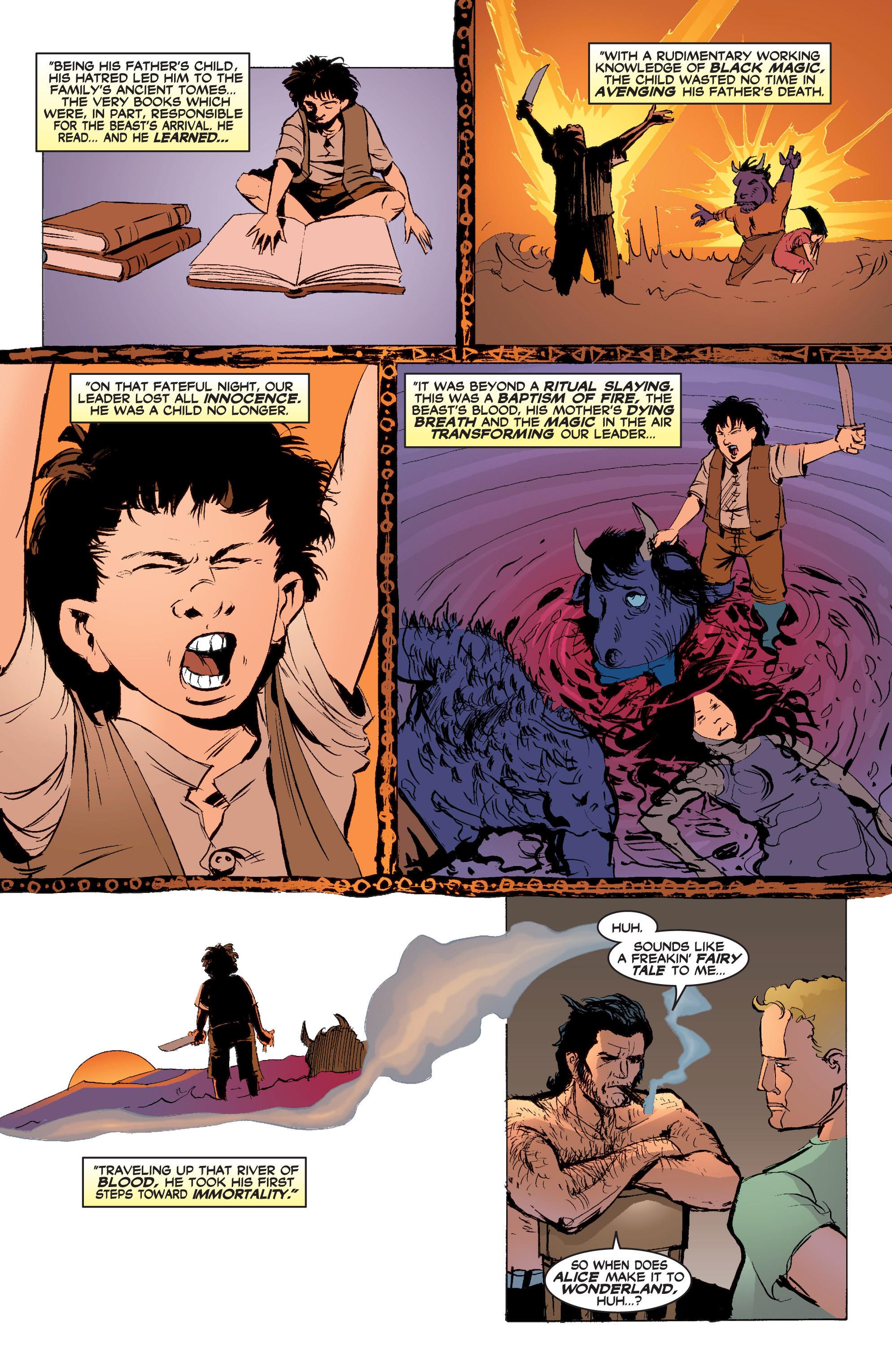 Read online Uncanny X-Men (1963) comic -  Issue #400 - 15