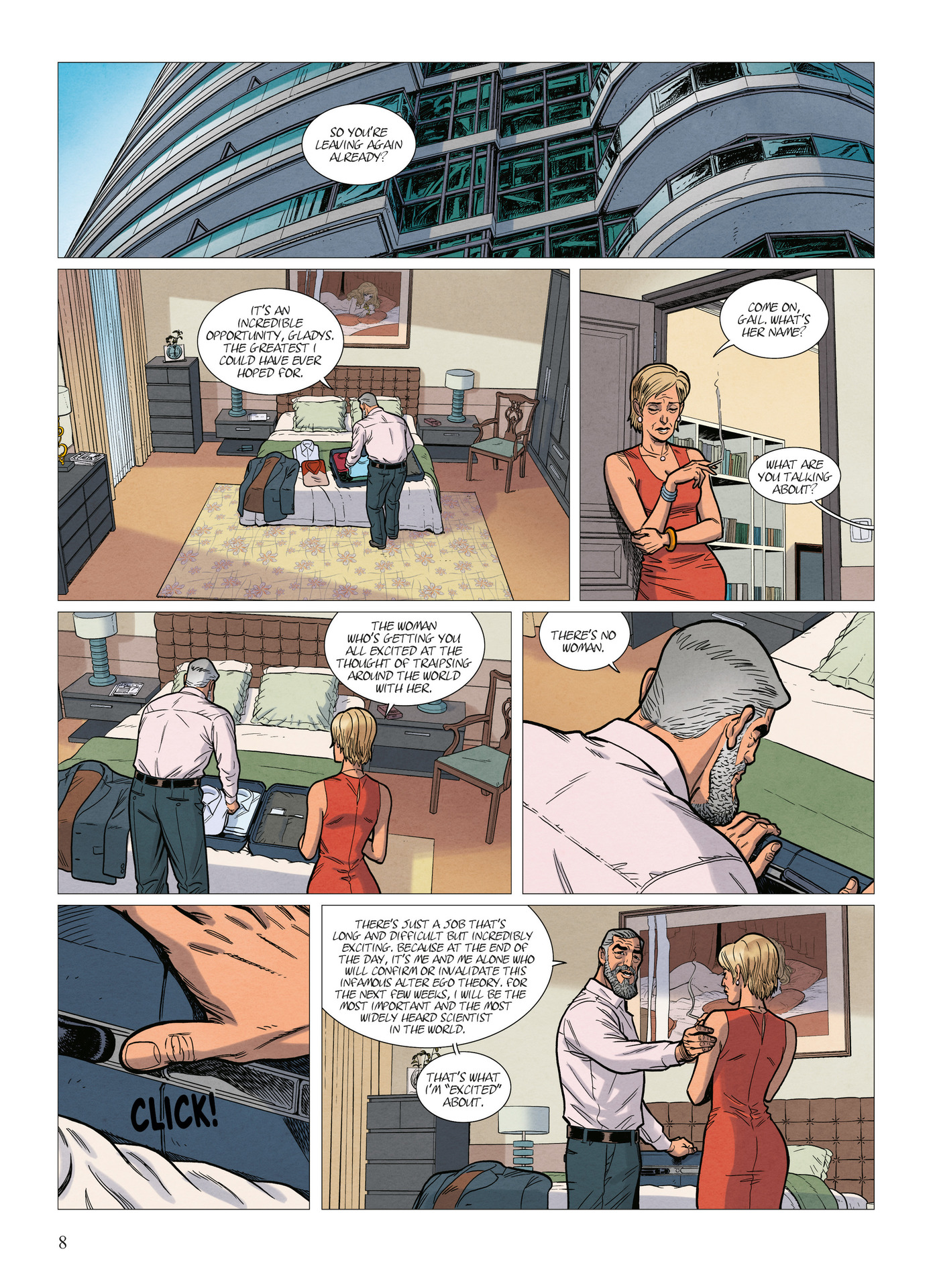 Read online Alter Ego comic -  Issue #10 - 9