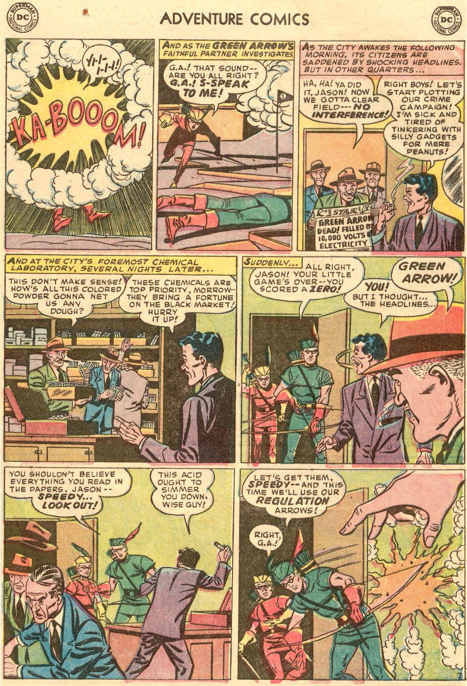 Read online Adventure Comics (1938) comic -  Issue #186 - 39