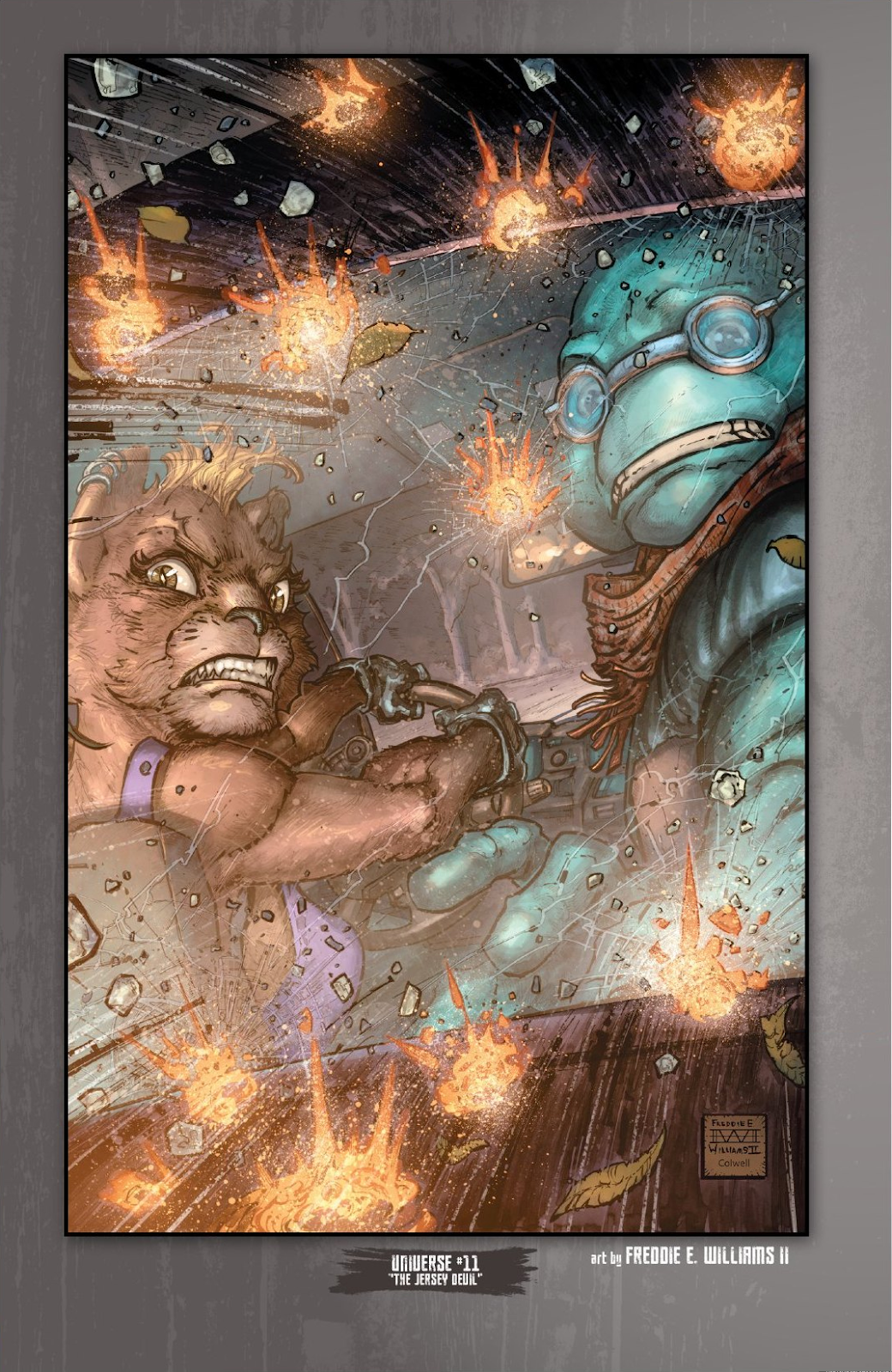 Read online Teenage Mutant Ninja Turtles: The IDW Collection comic -  Issue # TPB 9 (Part 3) - 21
