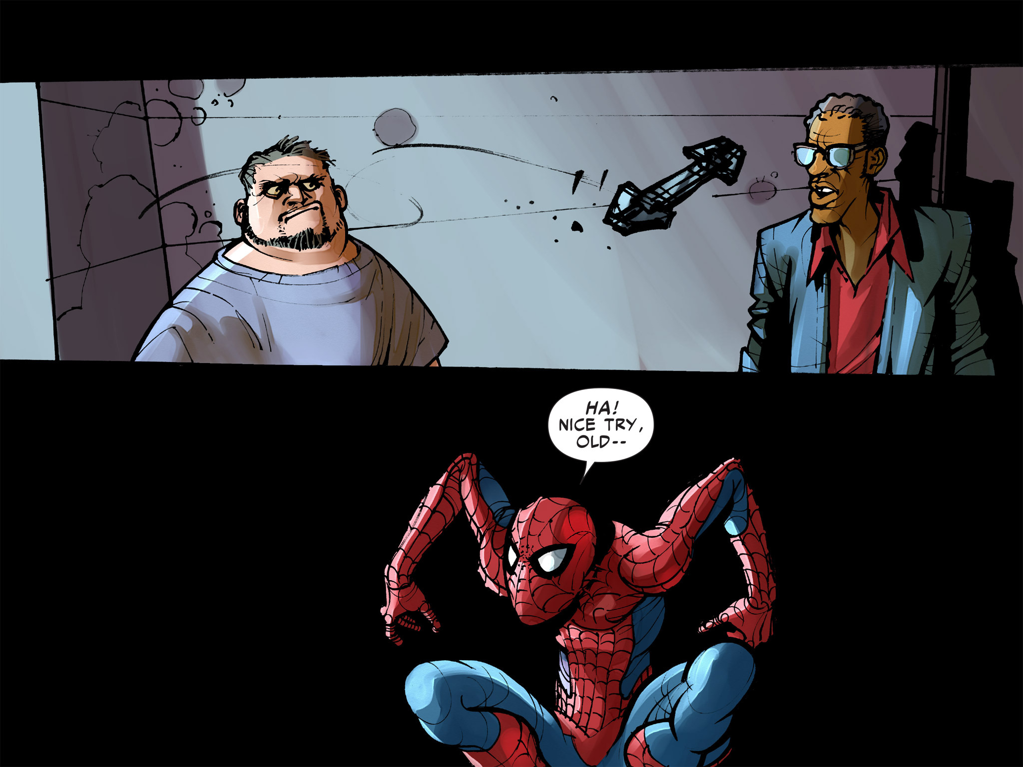 Read online Amazing Spider-Man: Who Am I? comic -  Issue # Full (Part 2) - 120