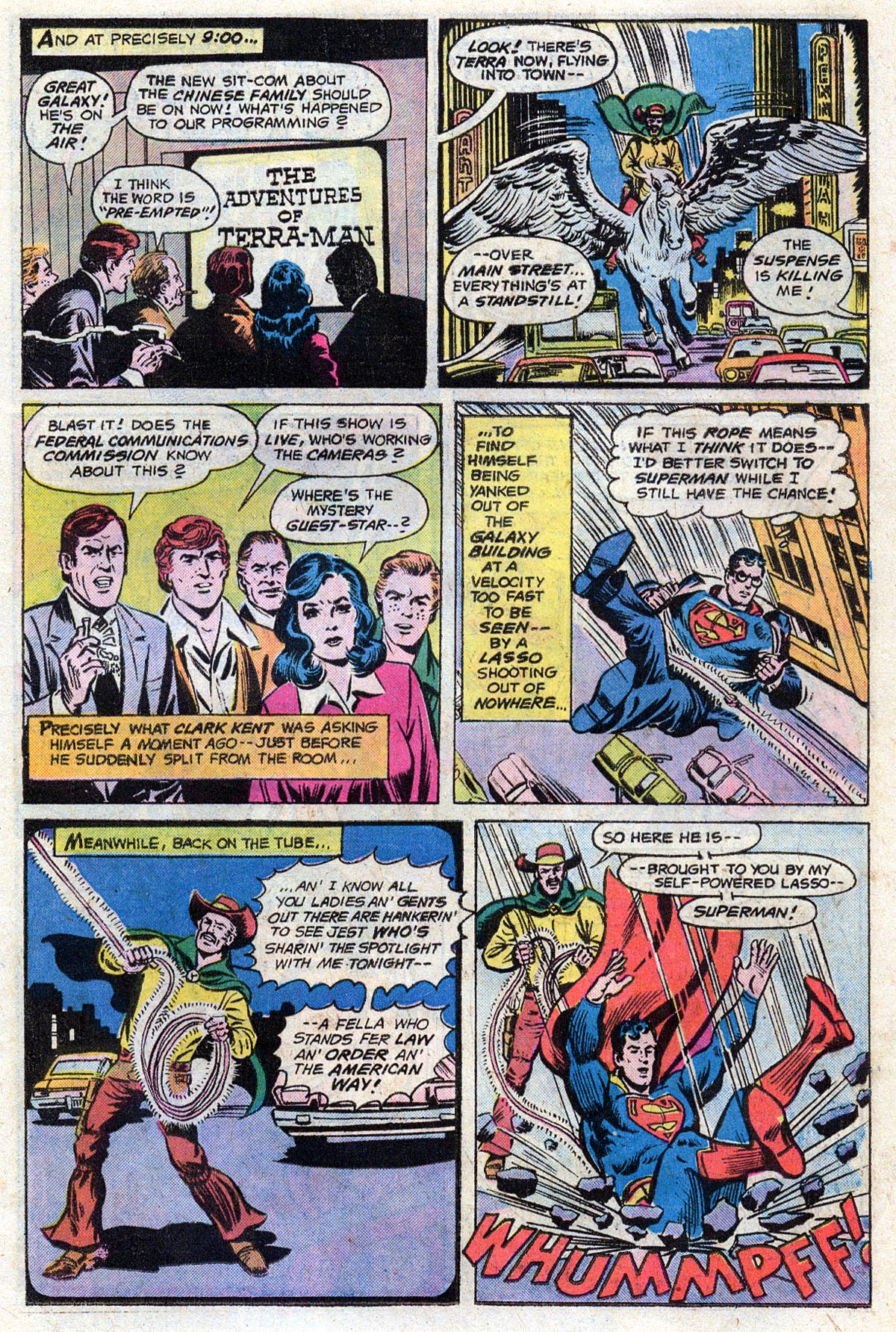 Read online Action Comics (1938) comic -  Issue #468 - 8