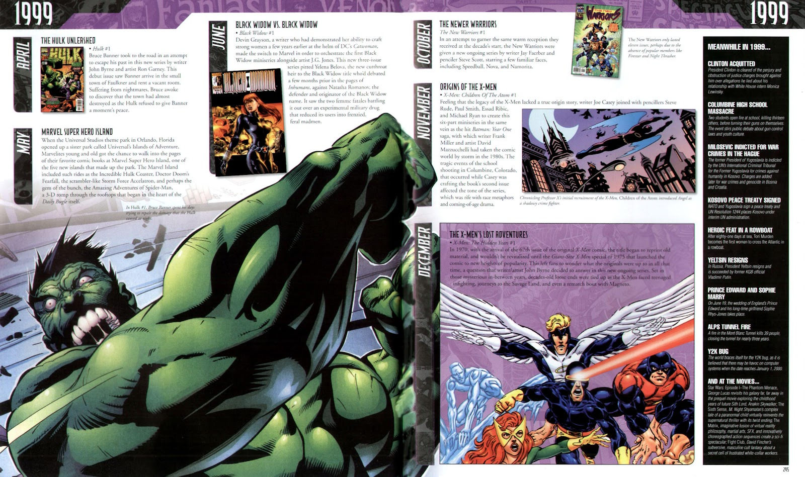 Read online Marvel Chronicle comic -  Issue # TPB (Part 3) - 76