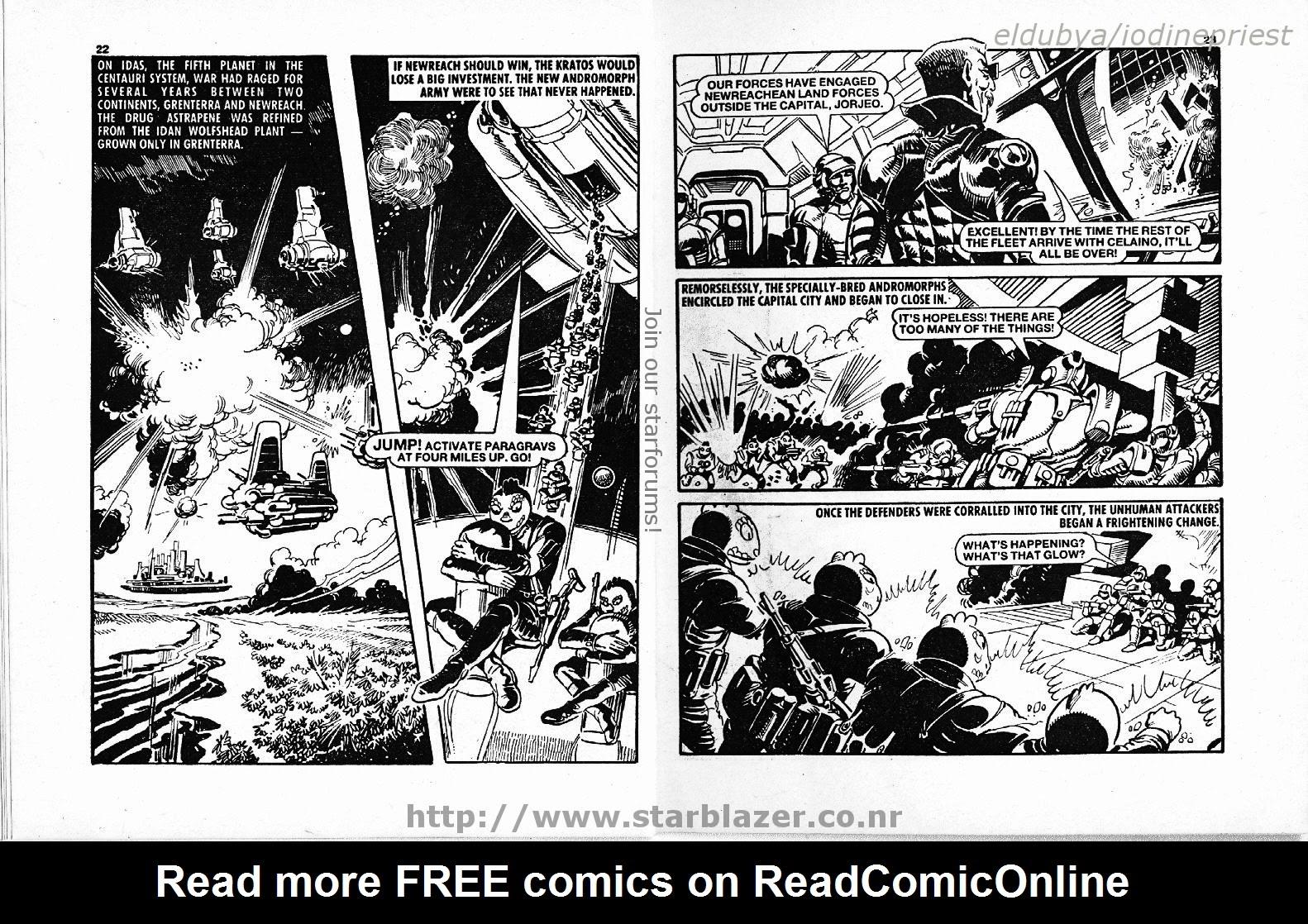 Starblazer issue 172 - Page 13
