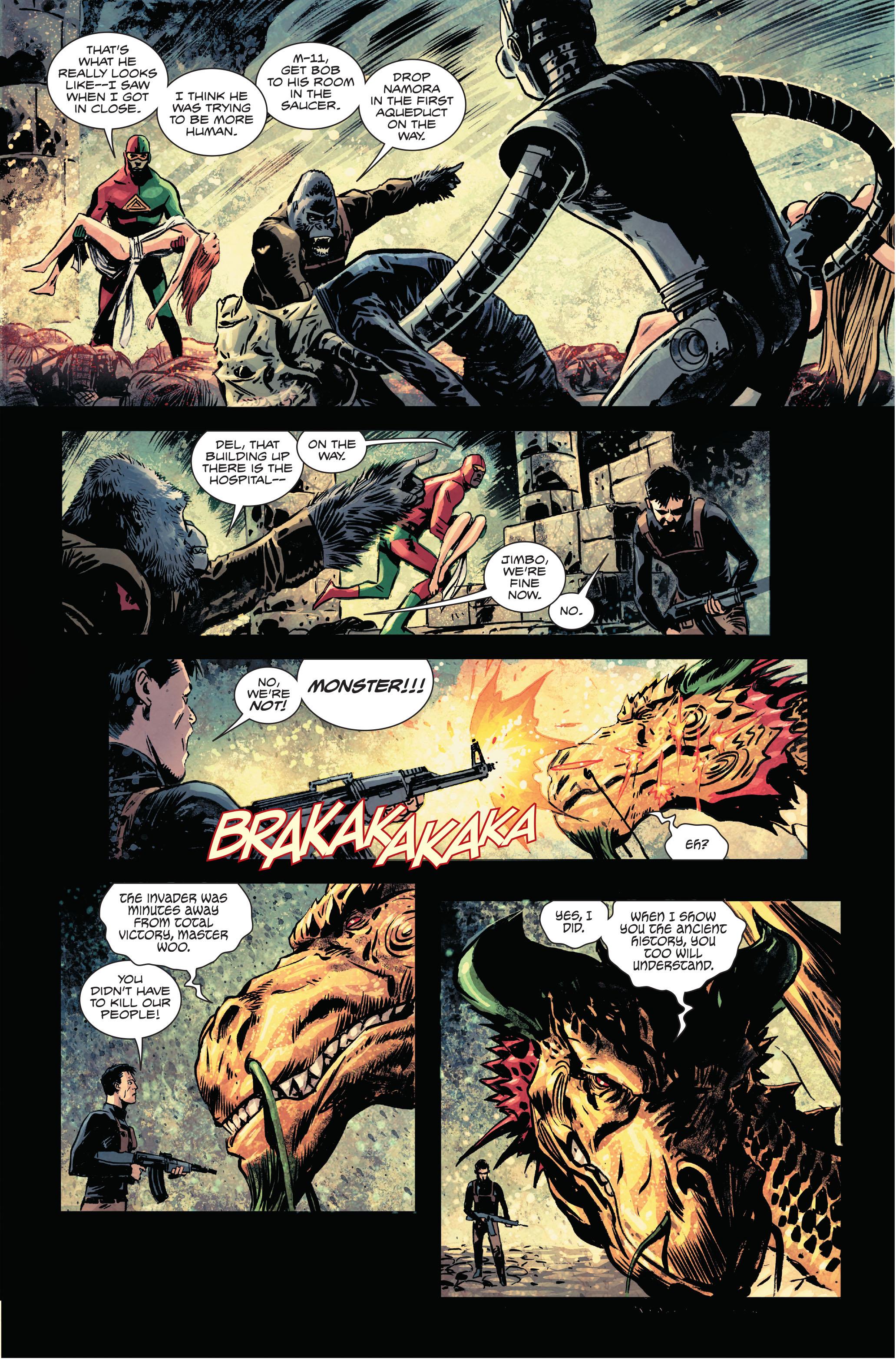 Read online Atlas comic -  Issue #4 - 9