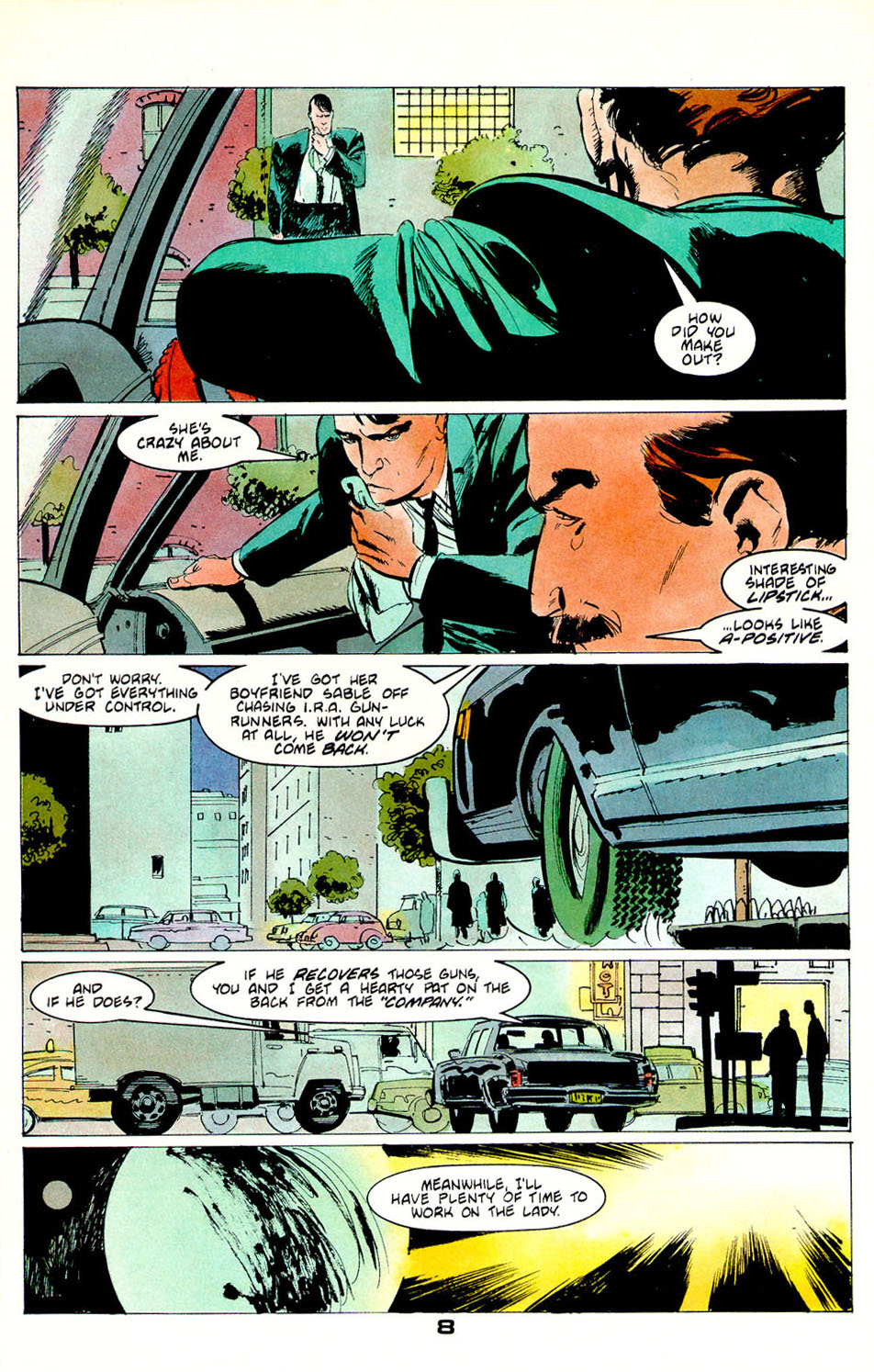 Jon Sable, Freelance issue 55 - Page 9