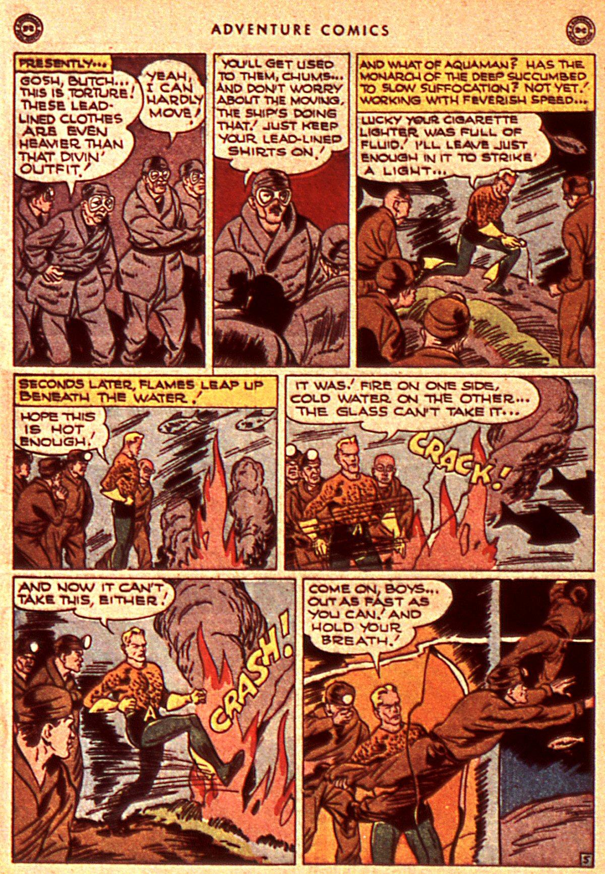 Read online Adventure Comics (1938) comic -  Issue #106 - 46
