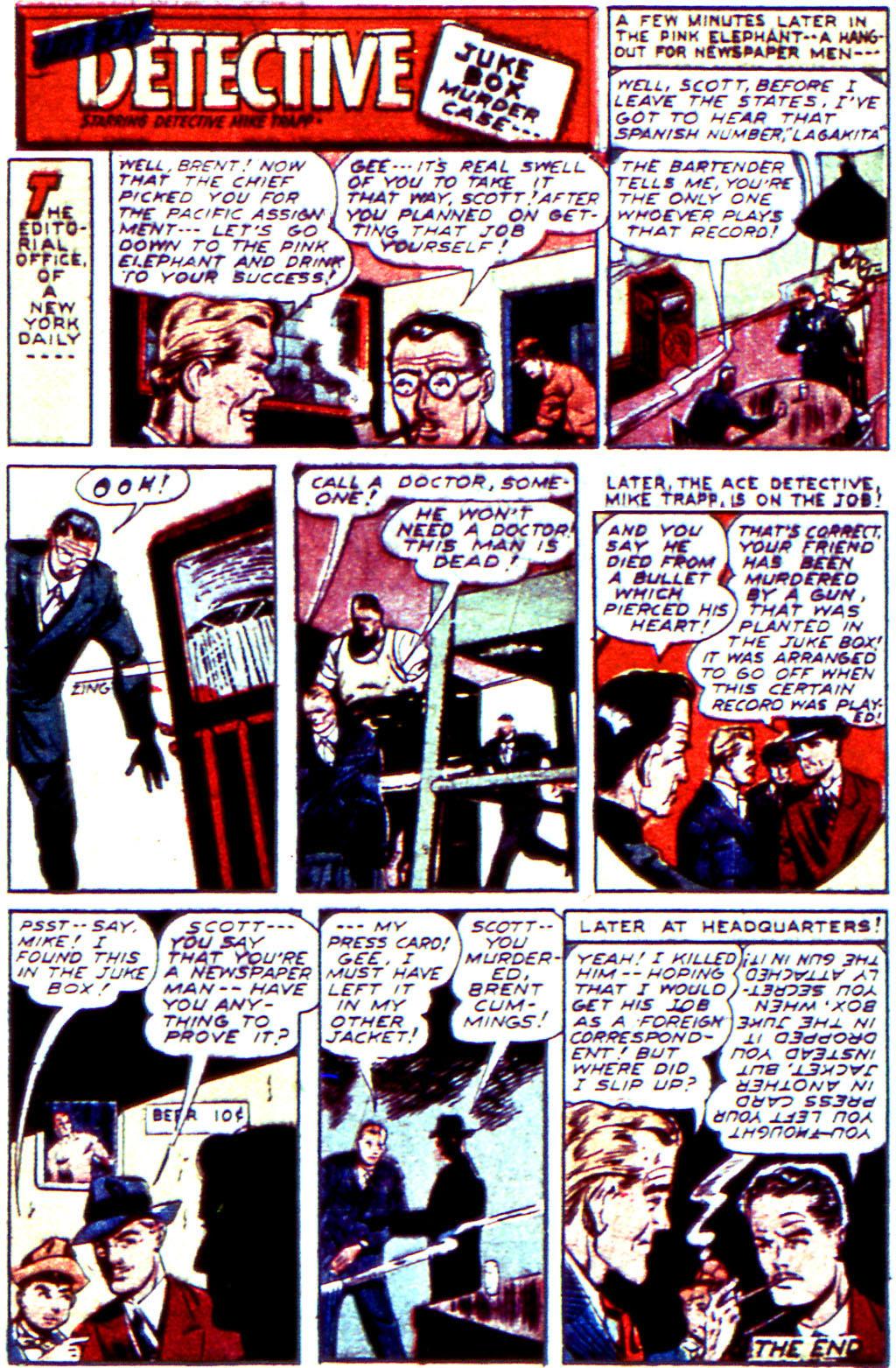 Read online All-Winners Comics comic -  Issue #15 - 33