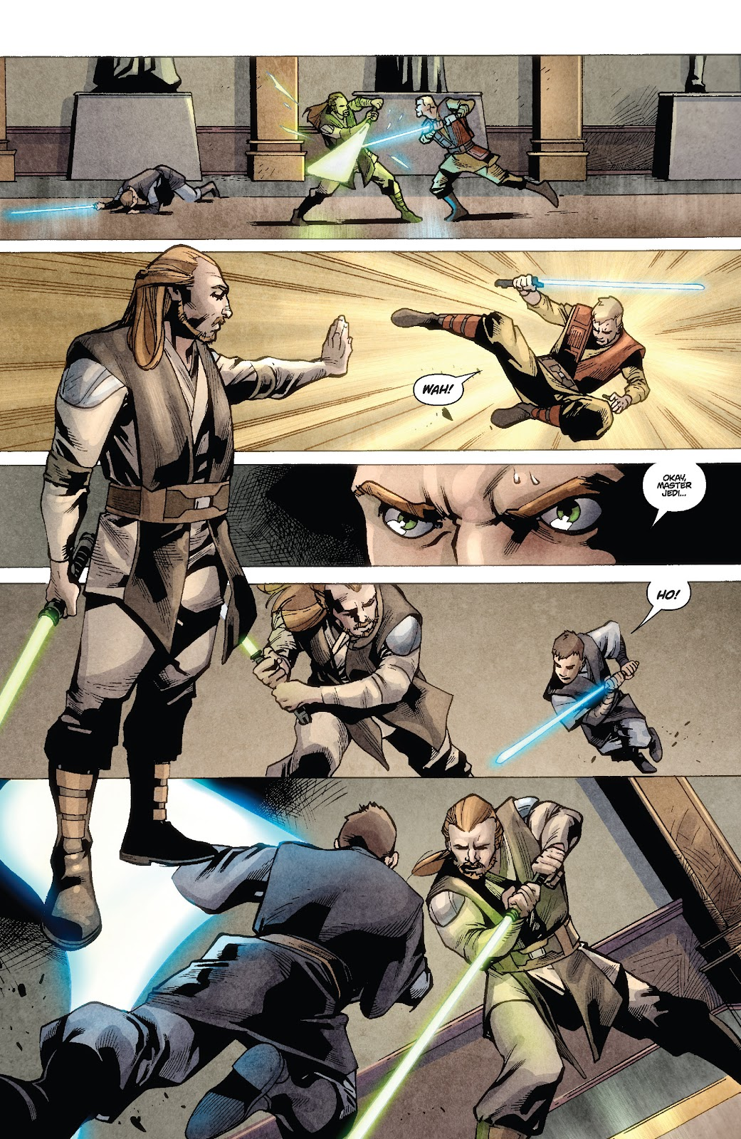 Read online Star Wars Legends: Rise of the Sith - Epic Collection comic -  Issue # TPB 1 (Part 1) - 84