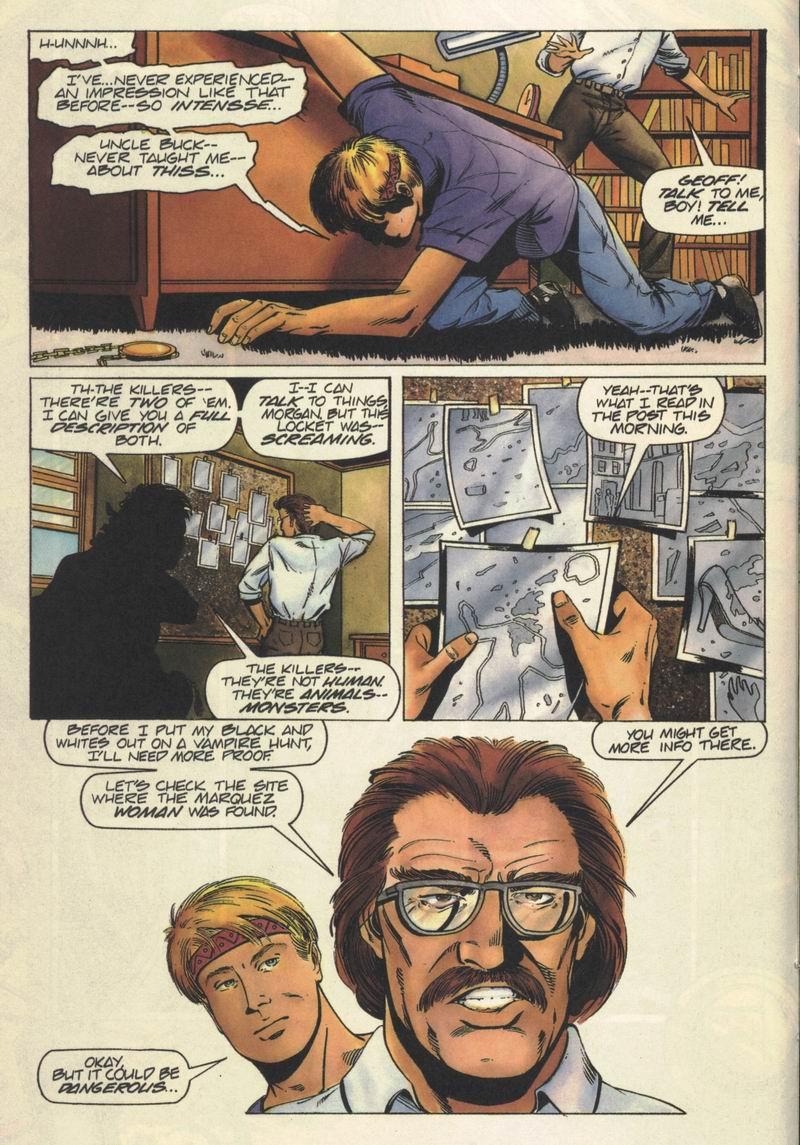 Read online Secret Weapons comic -  Issue #6 - 11