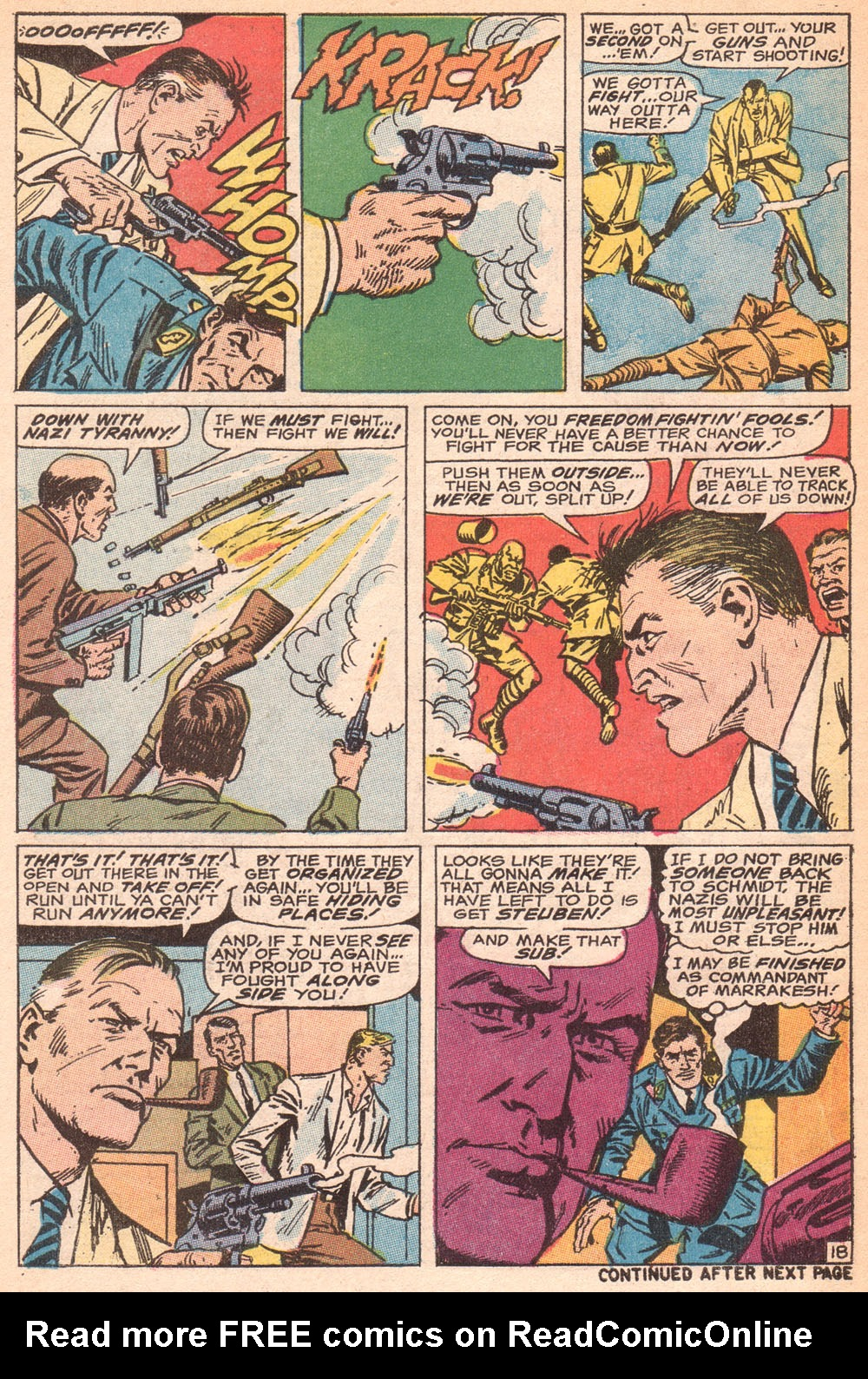 Read online Sgt. Fury comic -  Issue #72 - 30