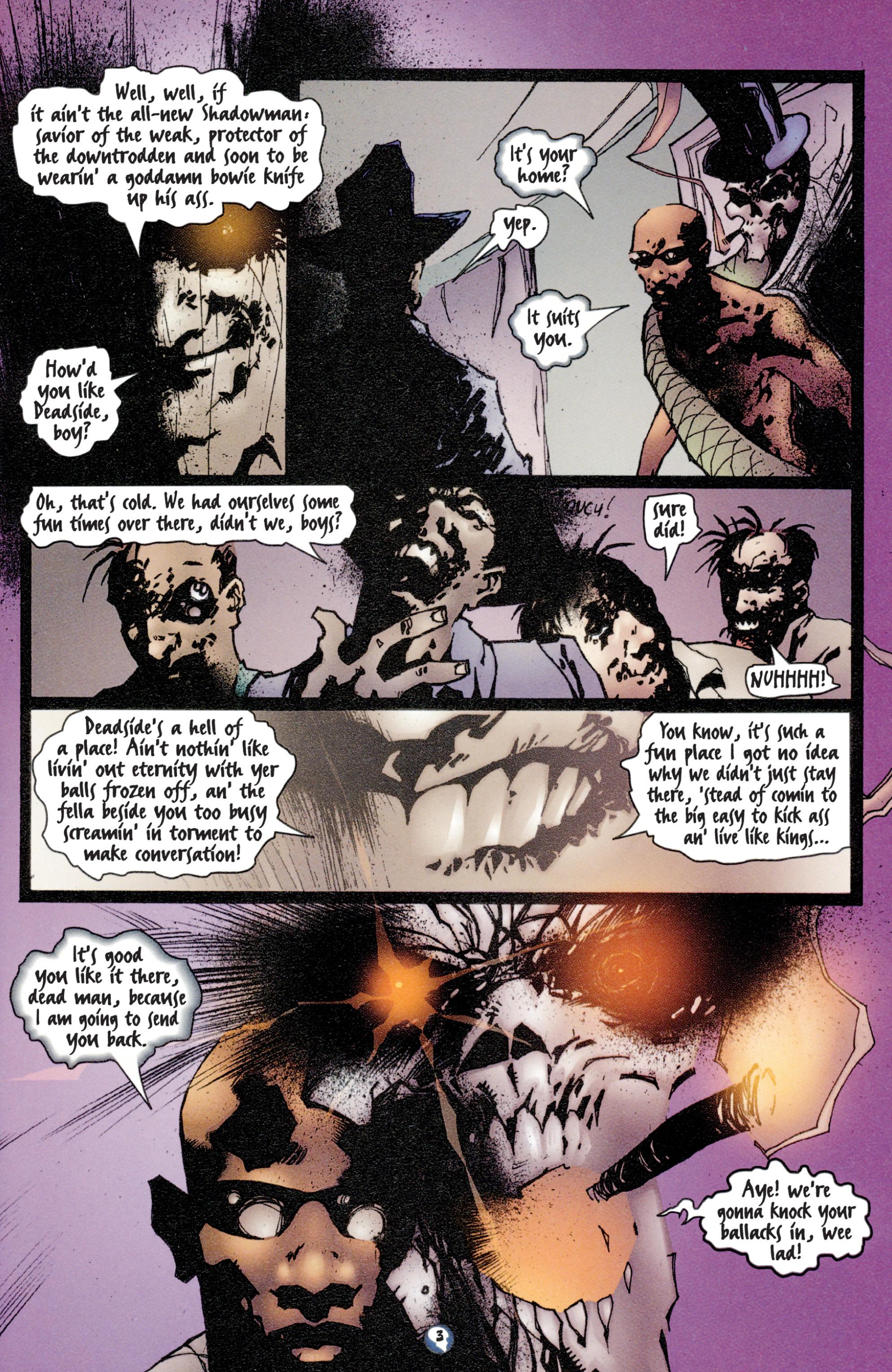 Read online Shadowman (1997) comic -  Issue #4 - 4