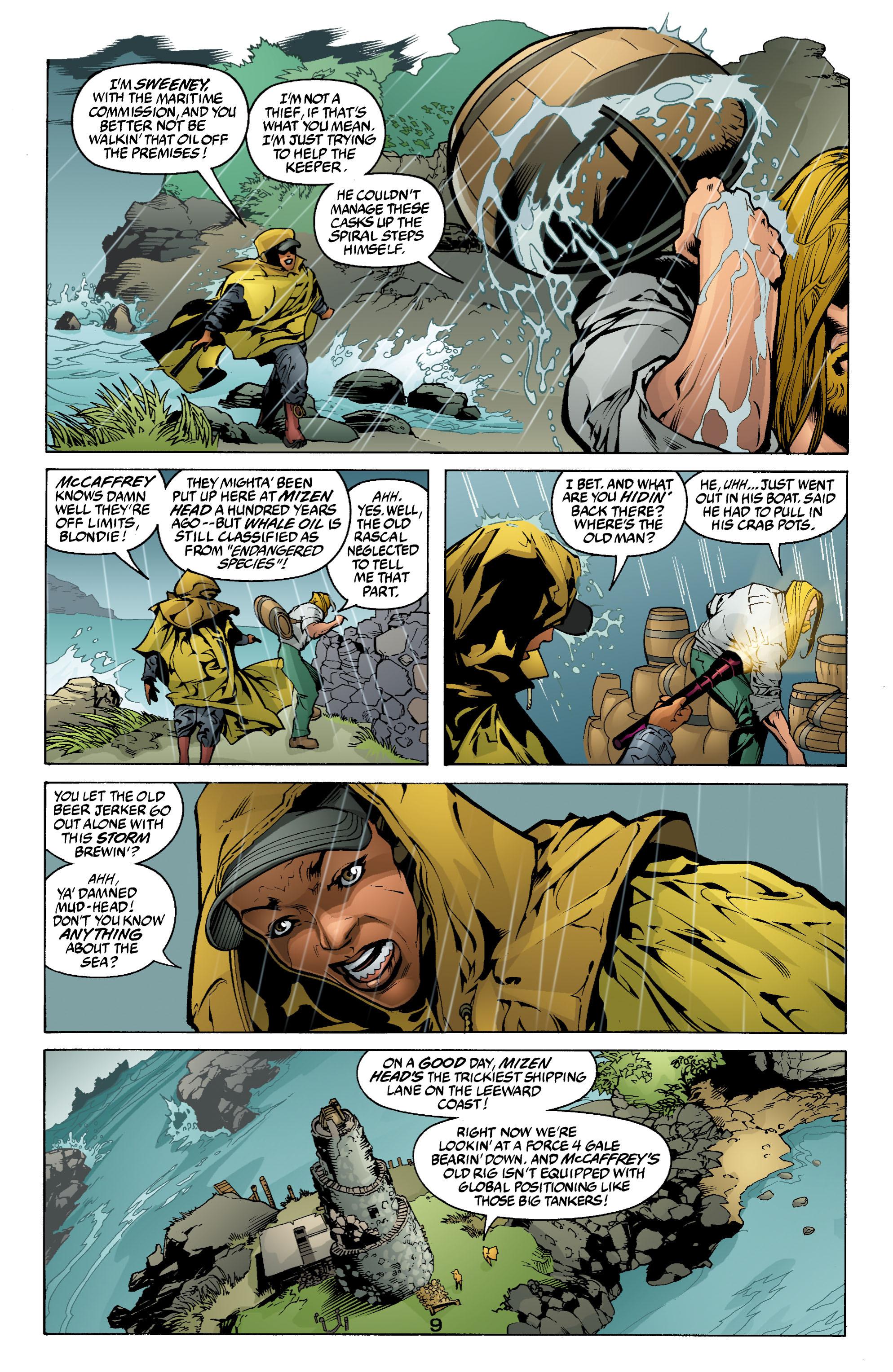 Read online Aquaman (2003) comic -  Issue #2 - 10