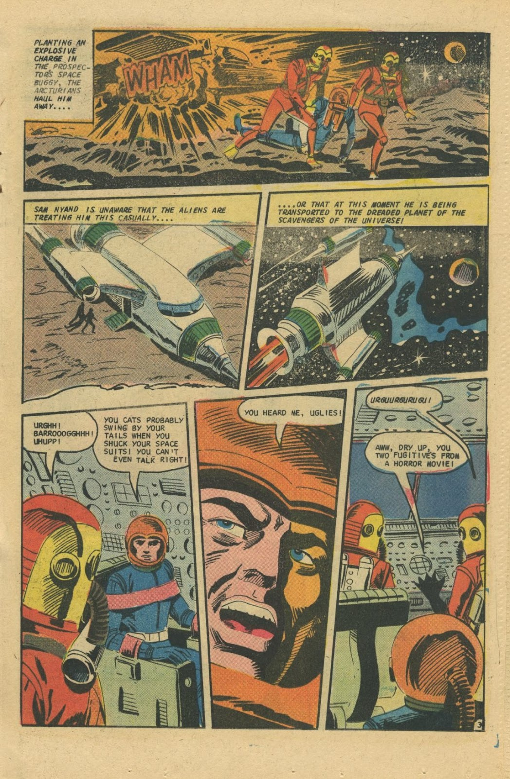 Space Adventures (1968) issue 8 - Page 17