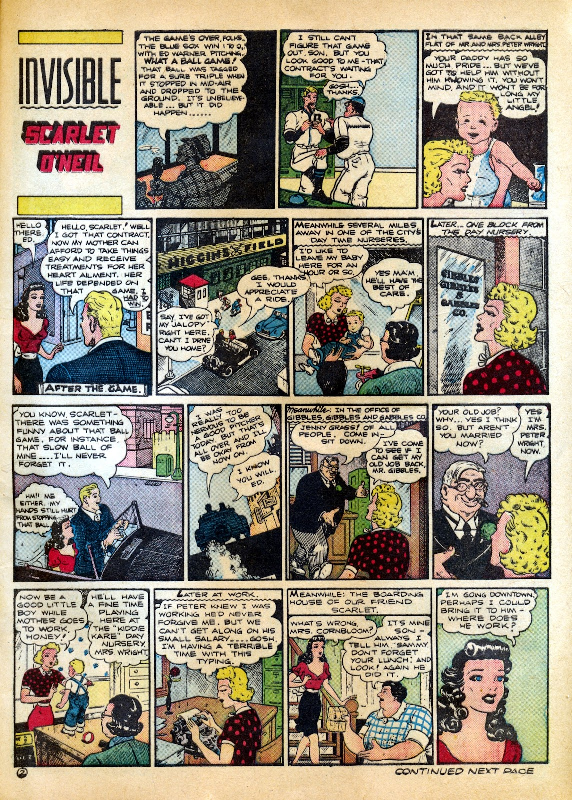 Read online Famous Funnies comic -  Issue #82 - 7