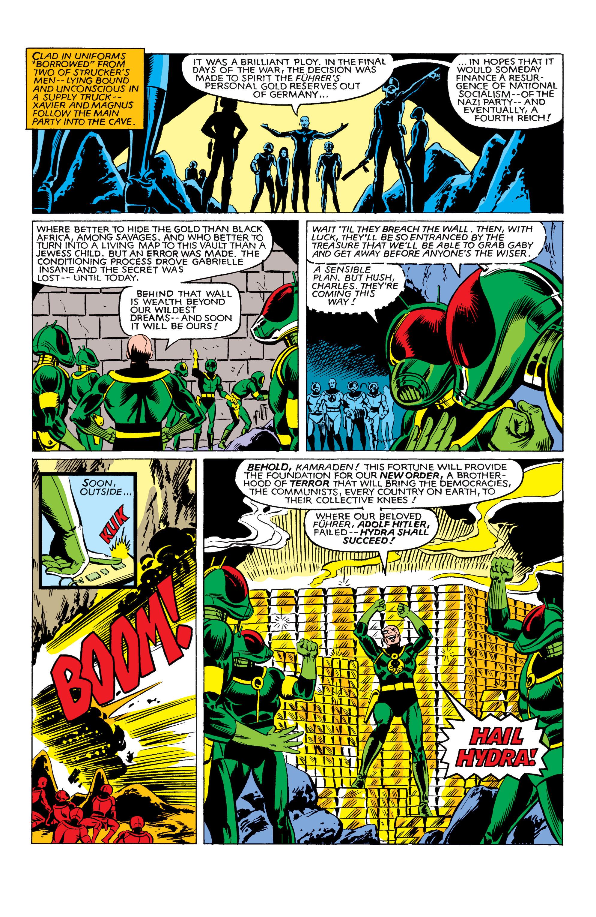 Read online Uncanny X-Men (1963) comic -  Issue #161 - 16