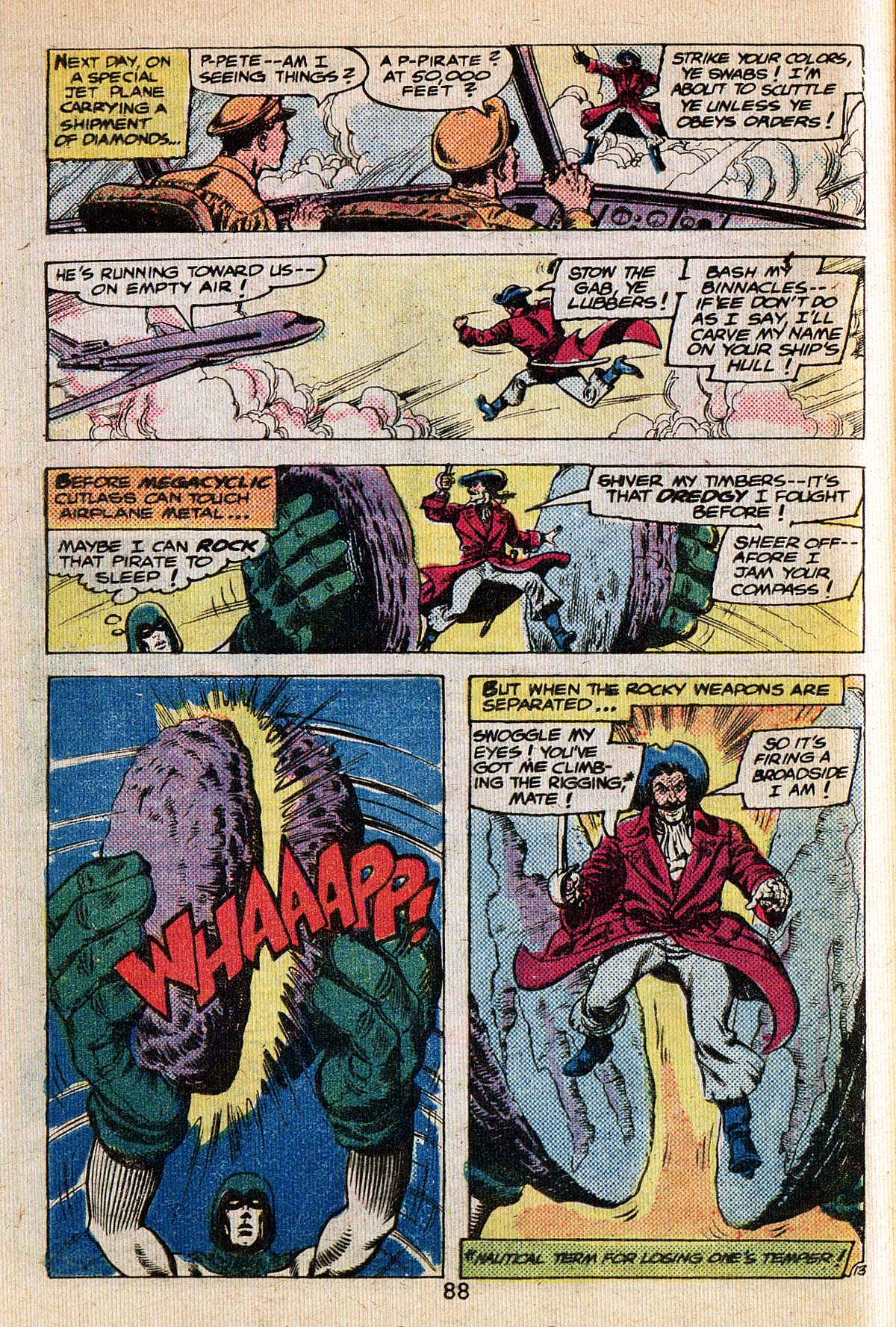 Read online Adventure Comics (1938) comic -  Issue #494 - 88