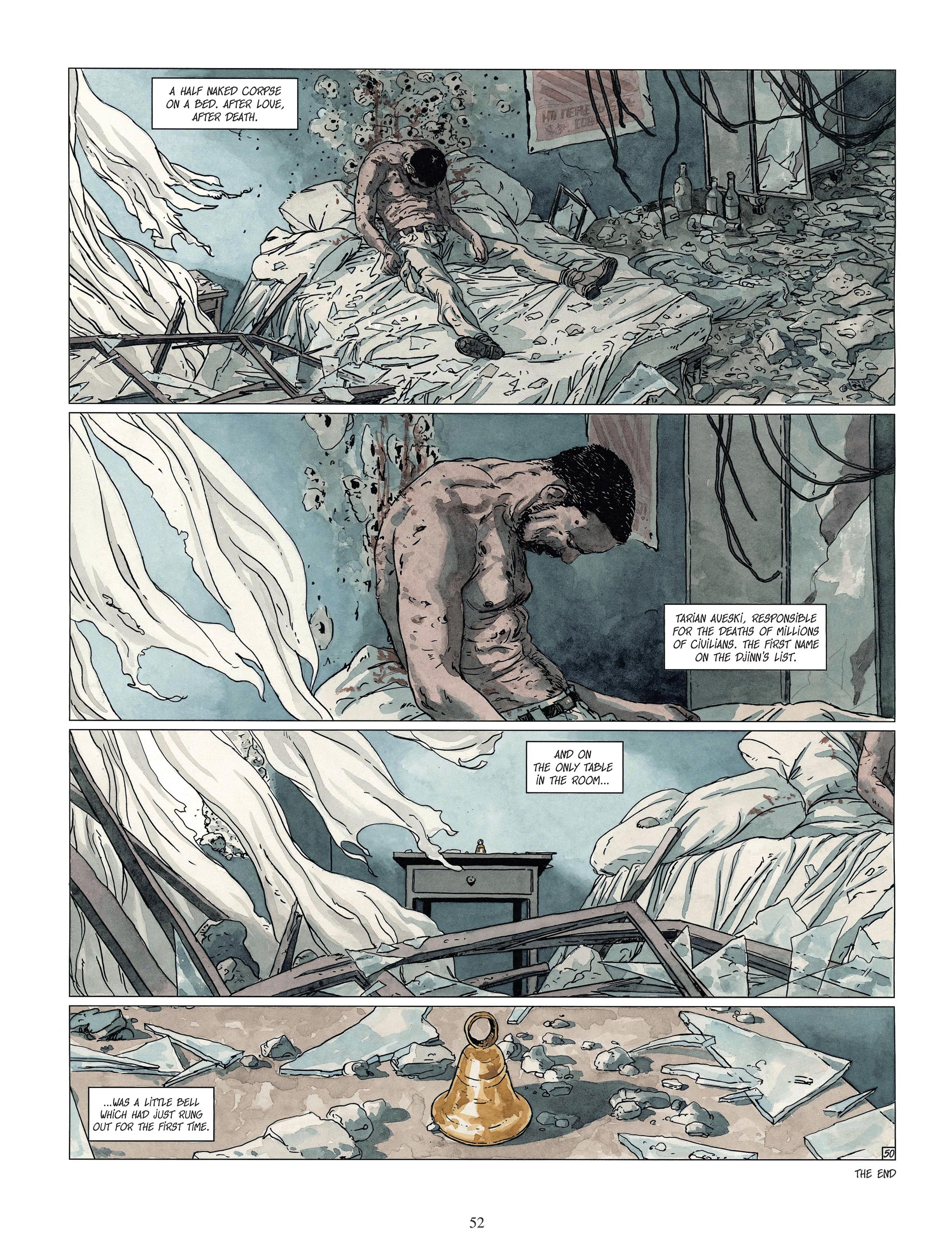 Read online Djinn comic -  Issue #13 - 53