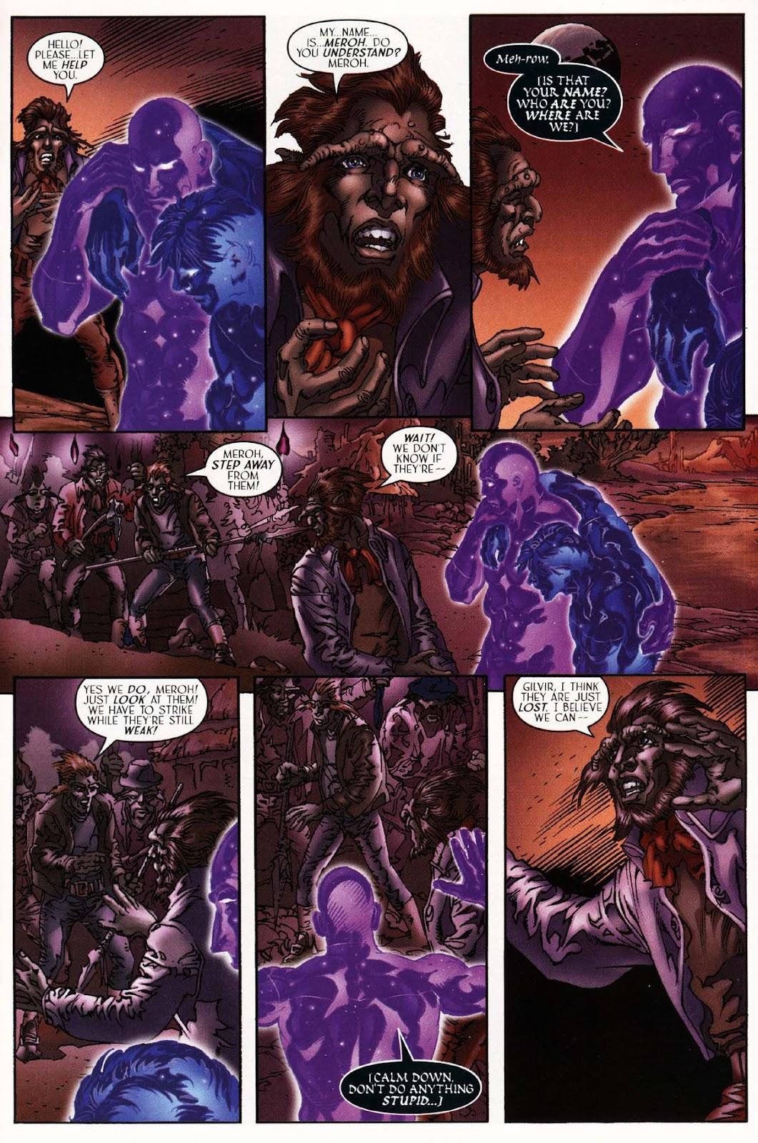 Read online Negation Lawbringer comic -  Issue # Full - 11