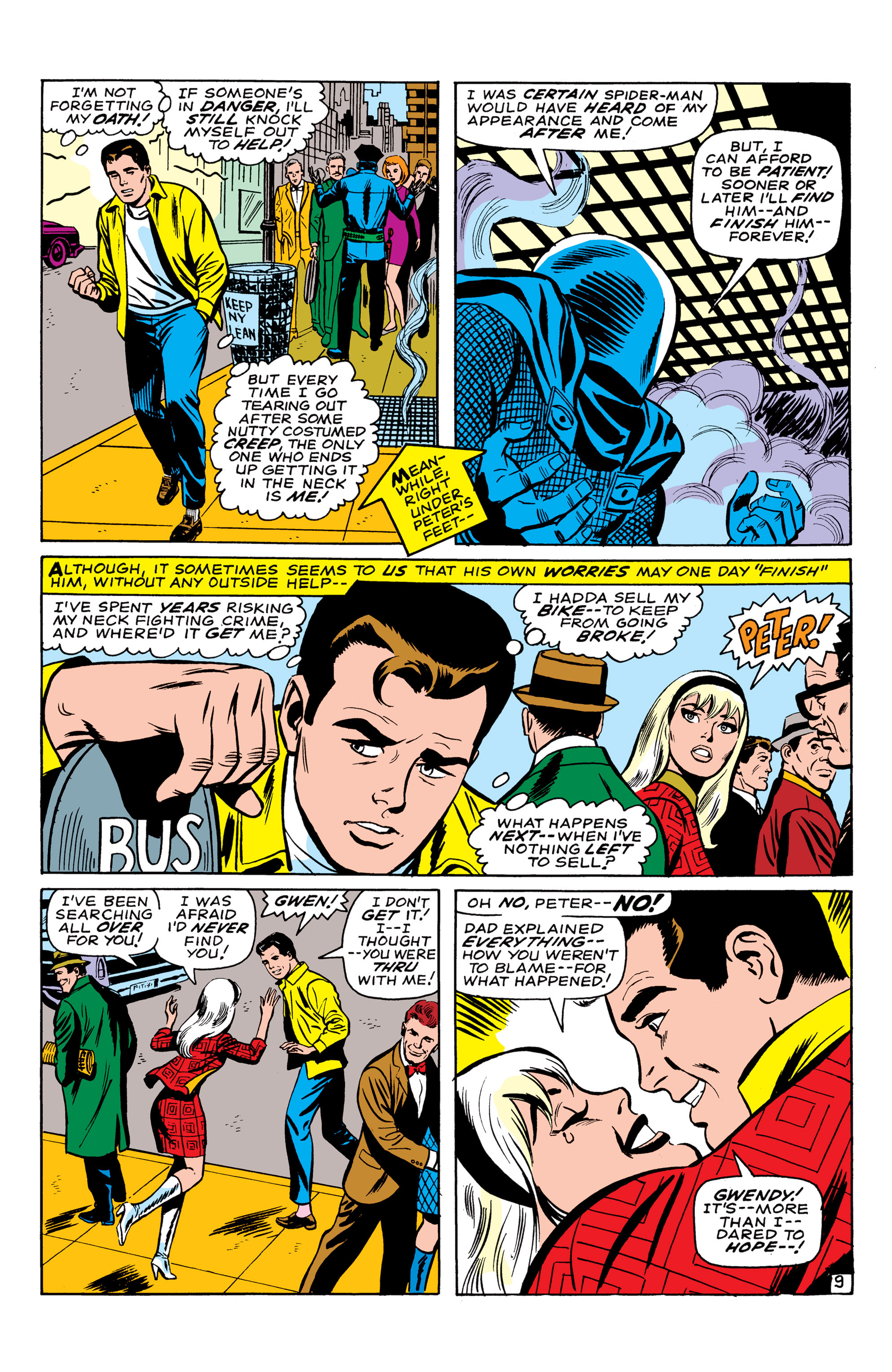 The Amazing Spider-Man (1963) 66 Page 9
