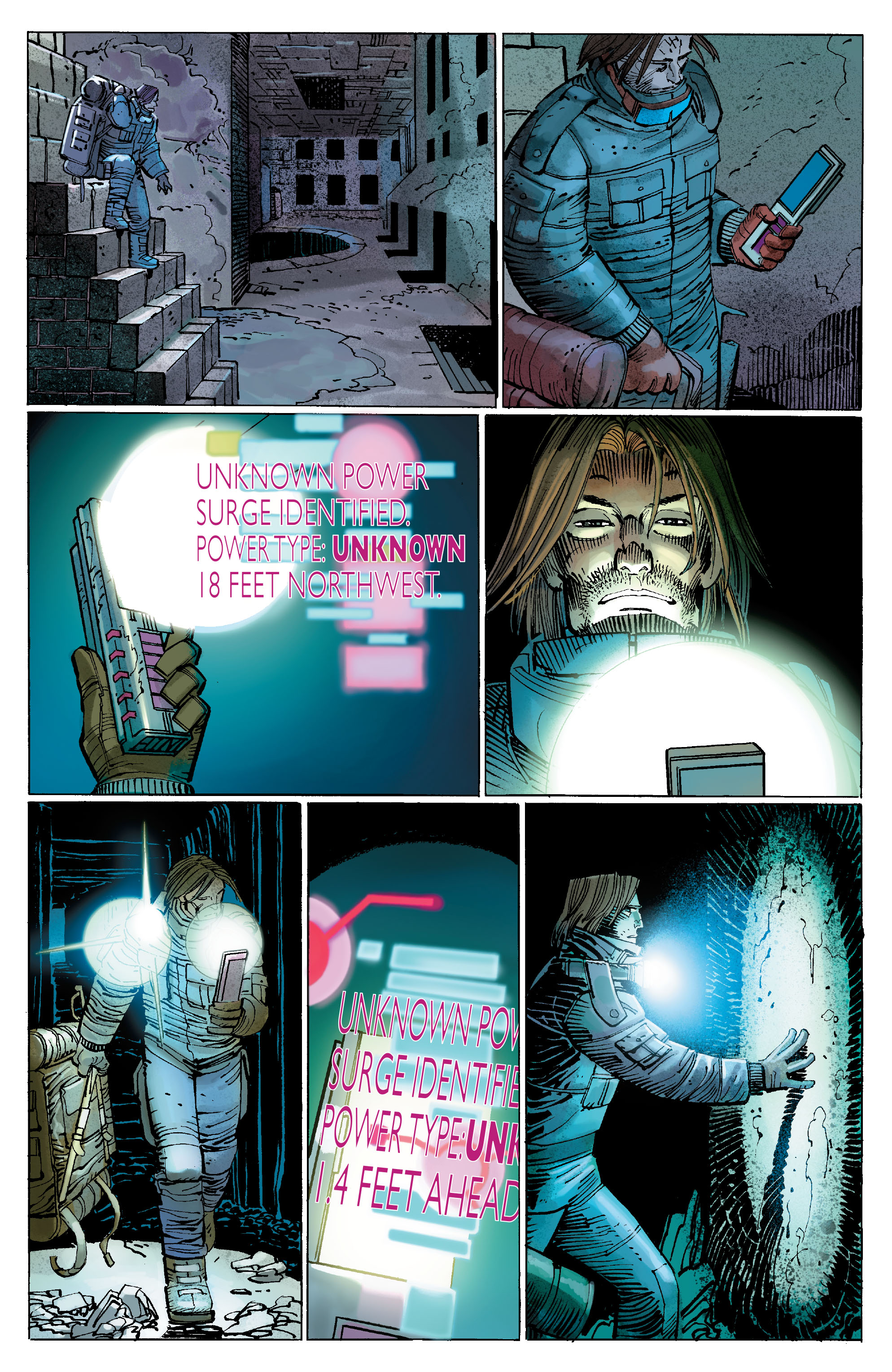 Read online Avengers (2010) comic -  Issue #7 - 6