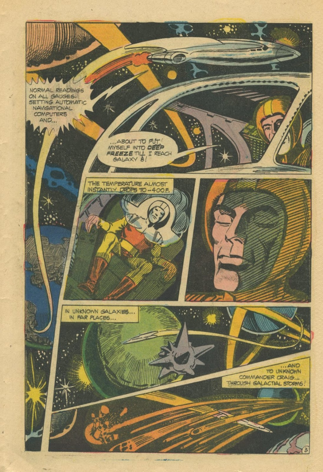 Space Adventures (1968) issue 8 - Page 25
