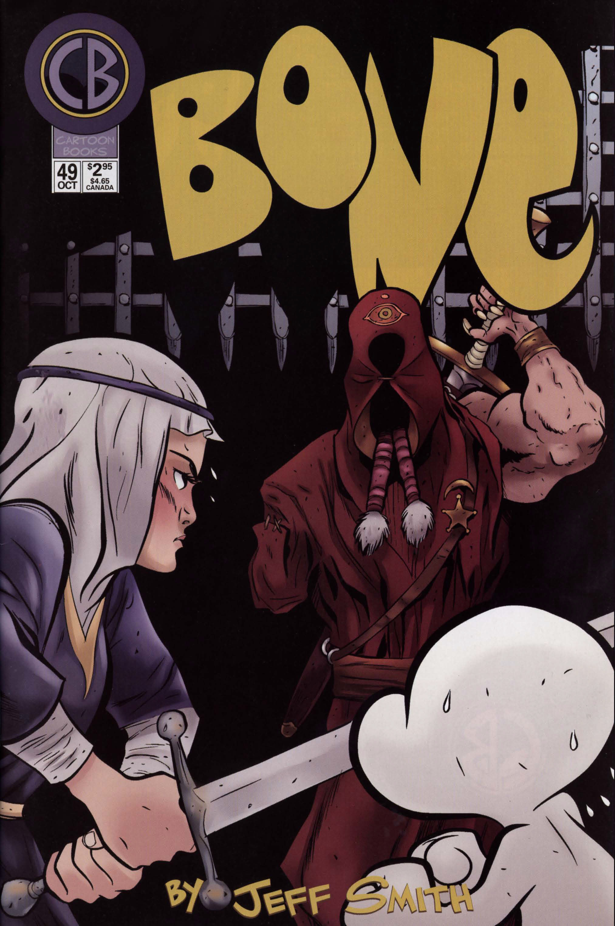 Bone 1991 Issue 49