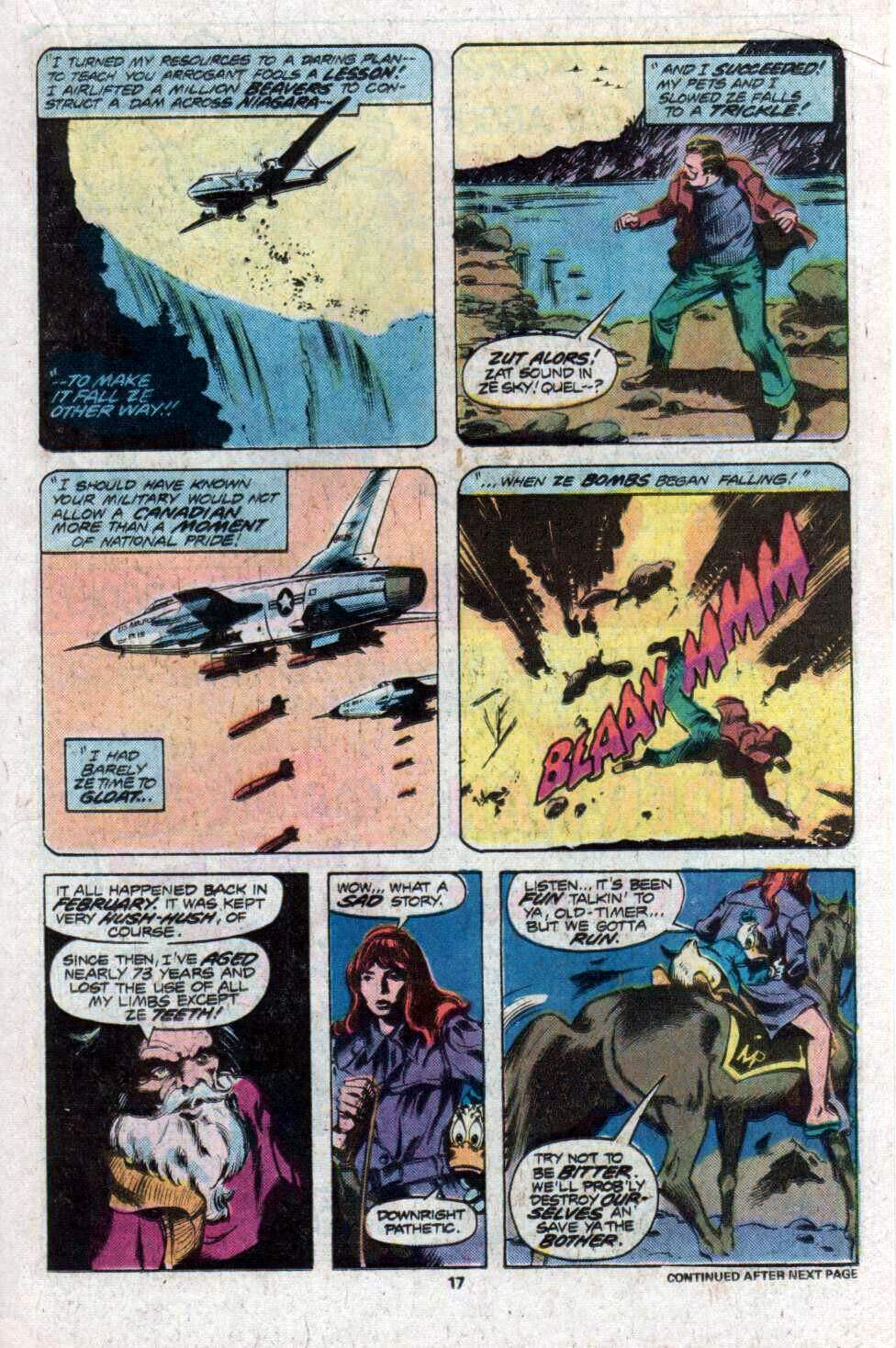 Howard the Duck (1976) Issue #9 #10 - English 12