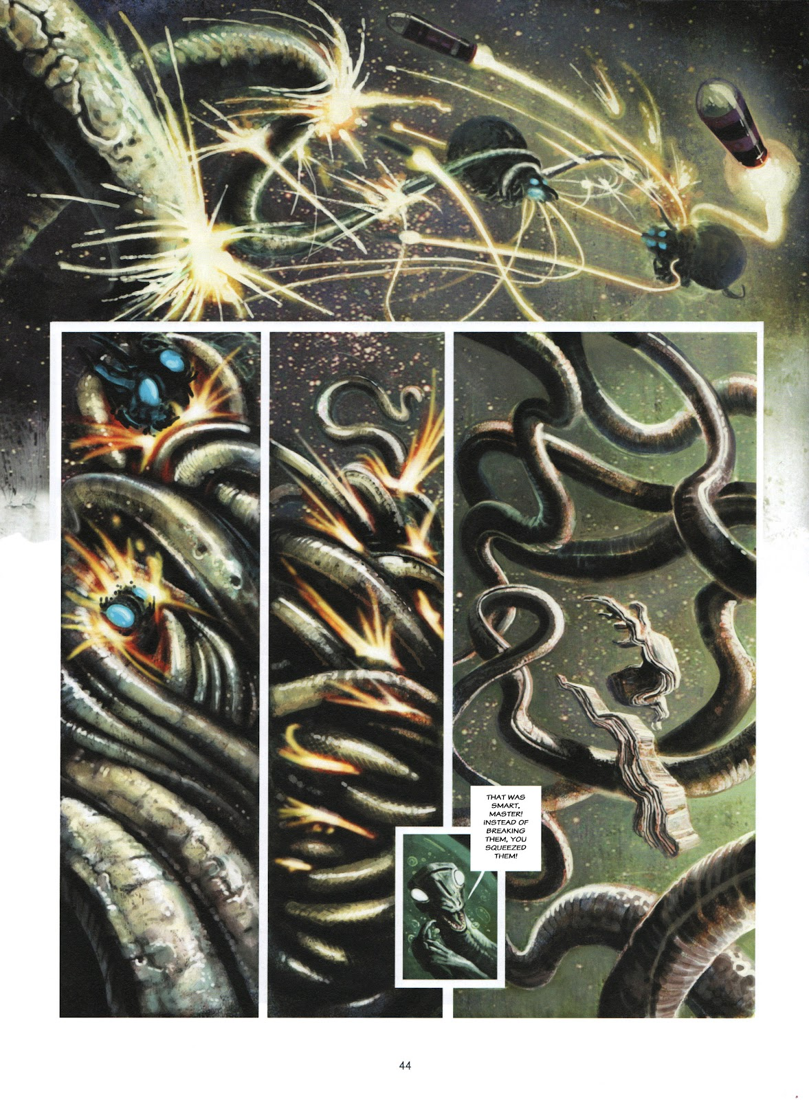 Showman Killer issue 2 - Page 44
