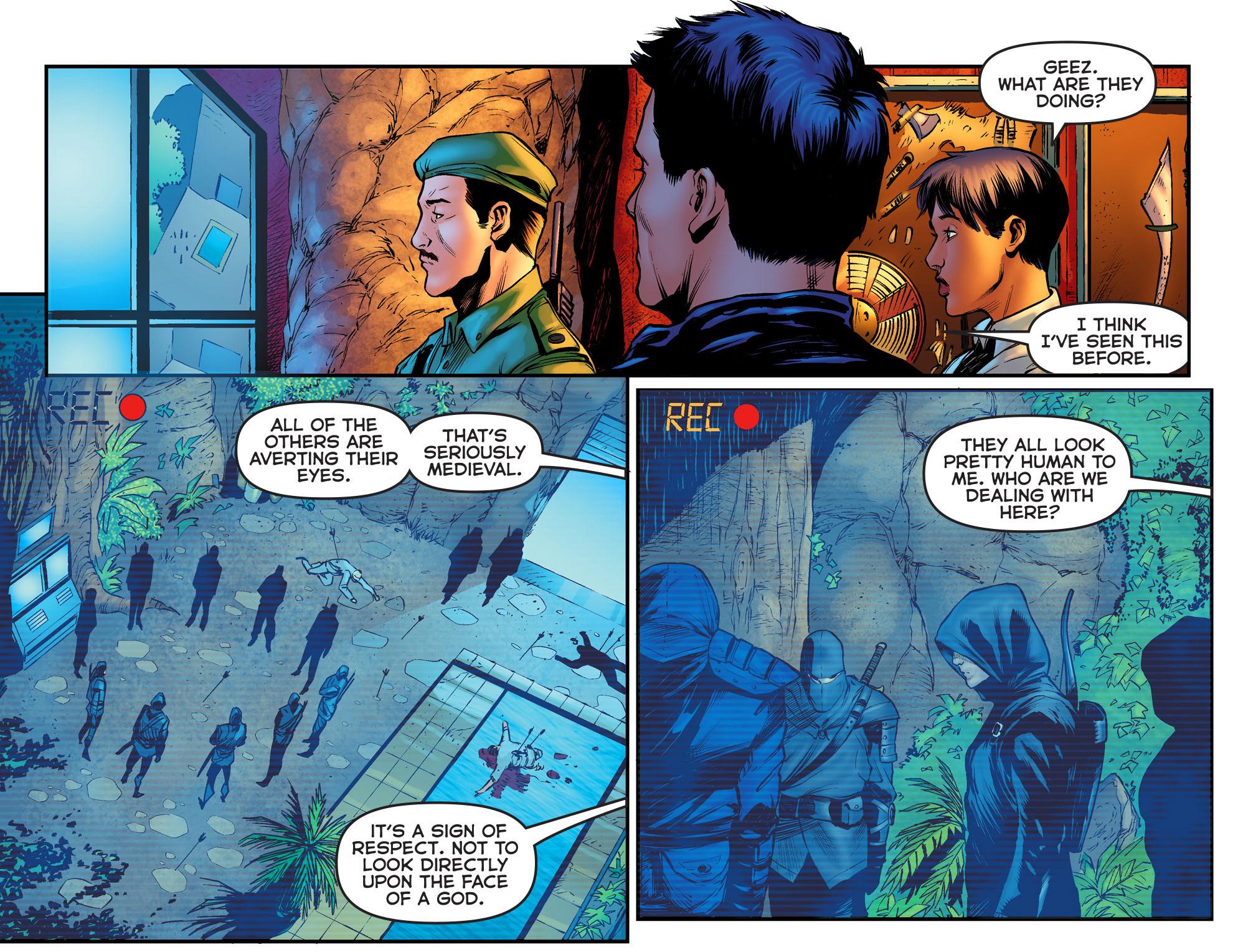 Read online Arrow: The Dark Archer comic -  Issue #2 - 11