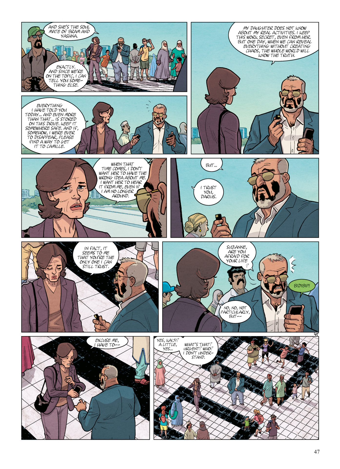 Read online Alter Ego comic -  Issue #6 - 49