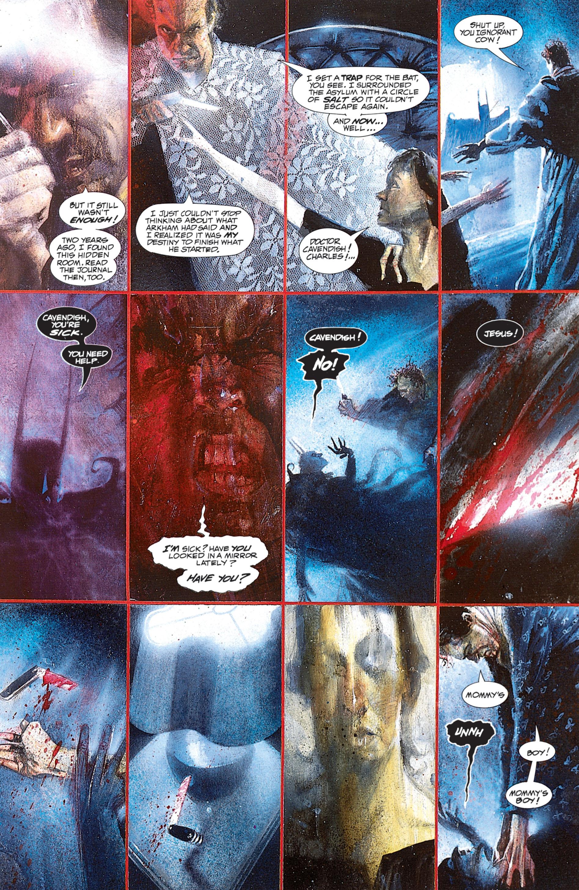 Read online Arkham Asylum comic -  Issue #Arkham Asylum Full - 97